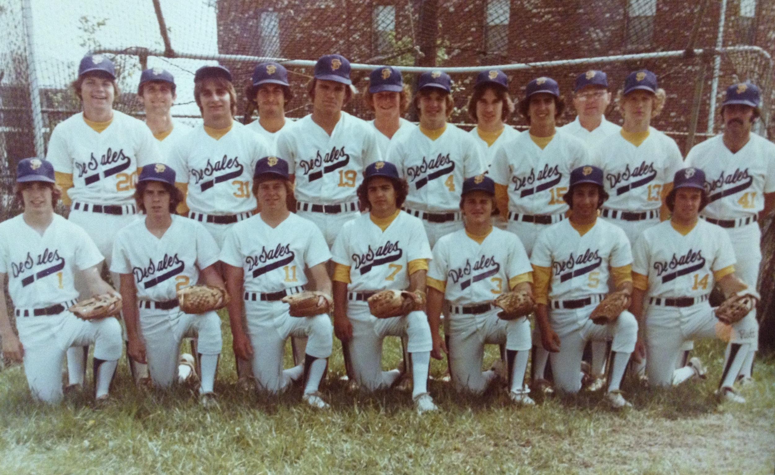 1979 STATE CHAMPIONS  Baseball