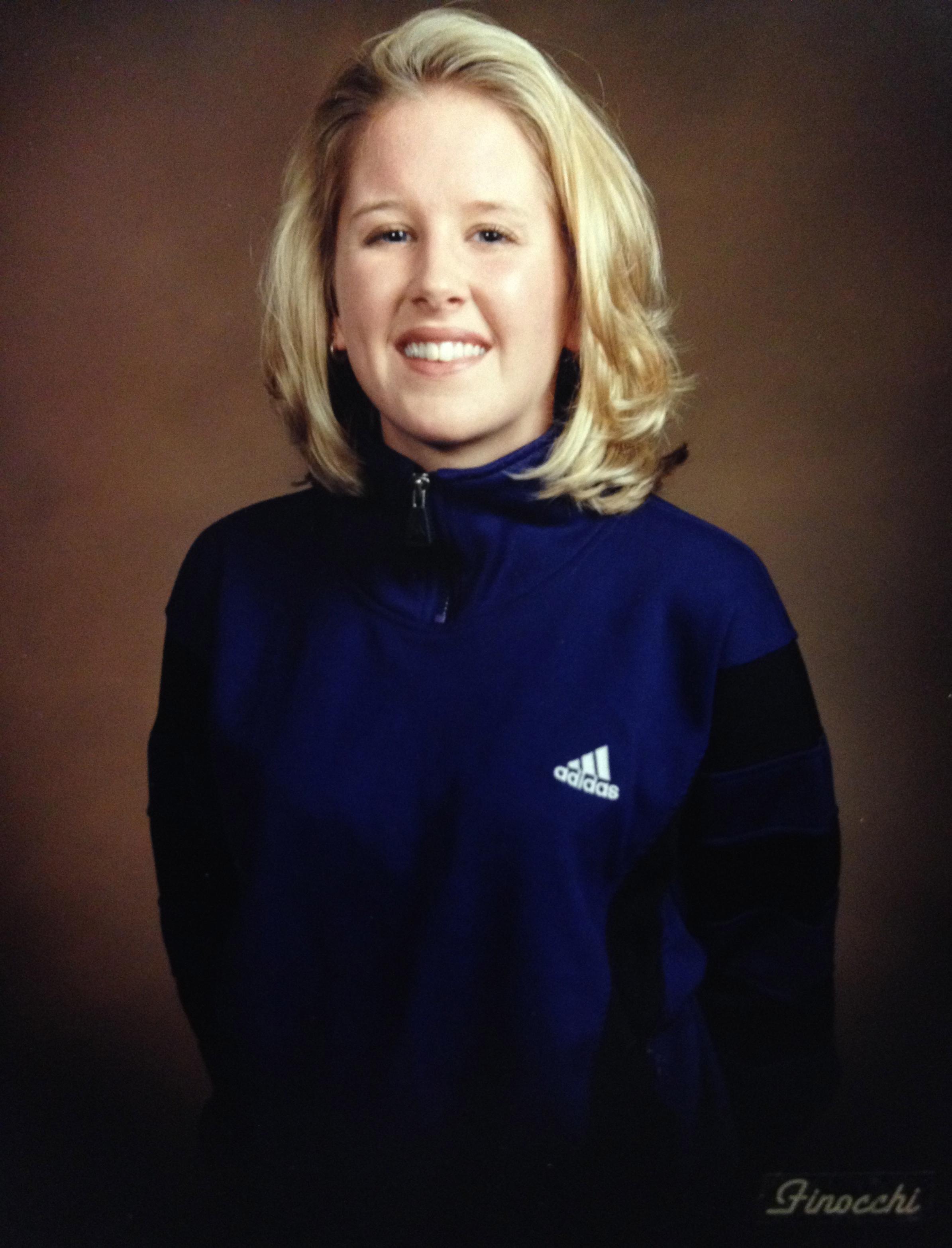 Sarah Walker 1997