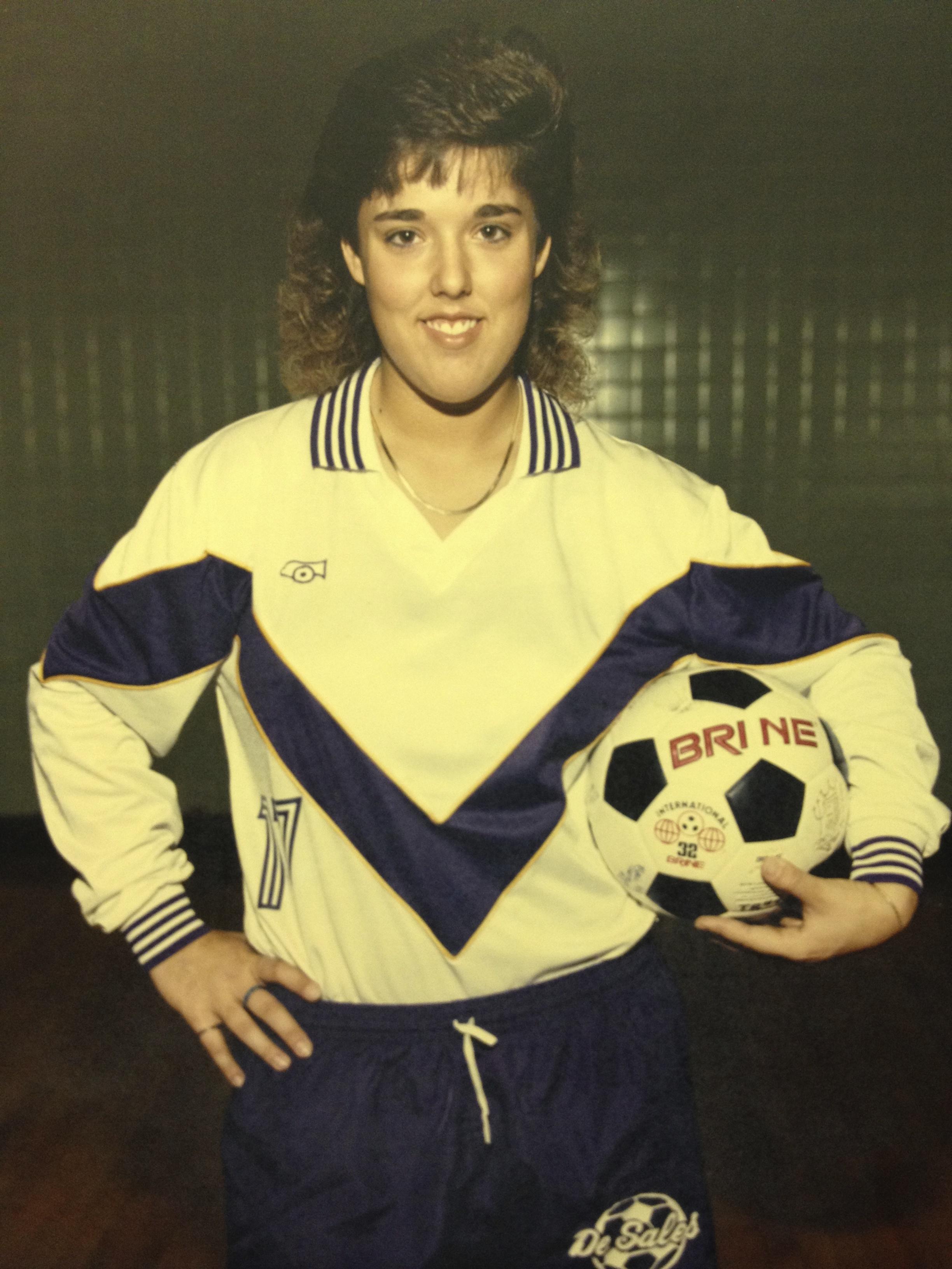 Stephanie Spires 1987