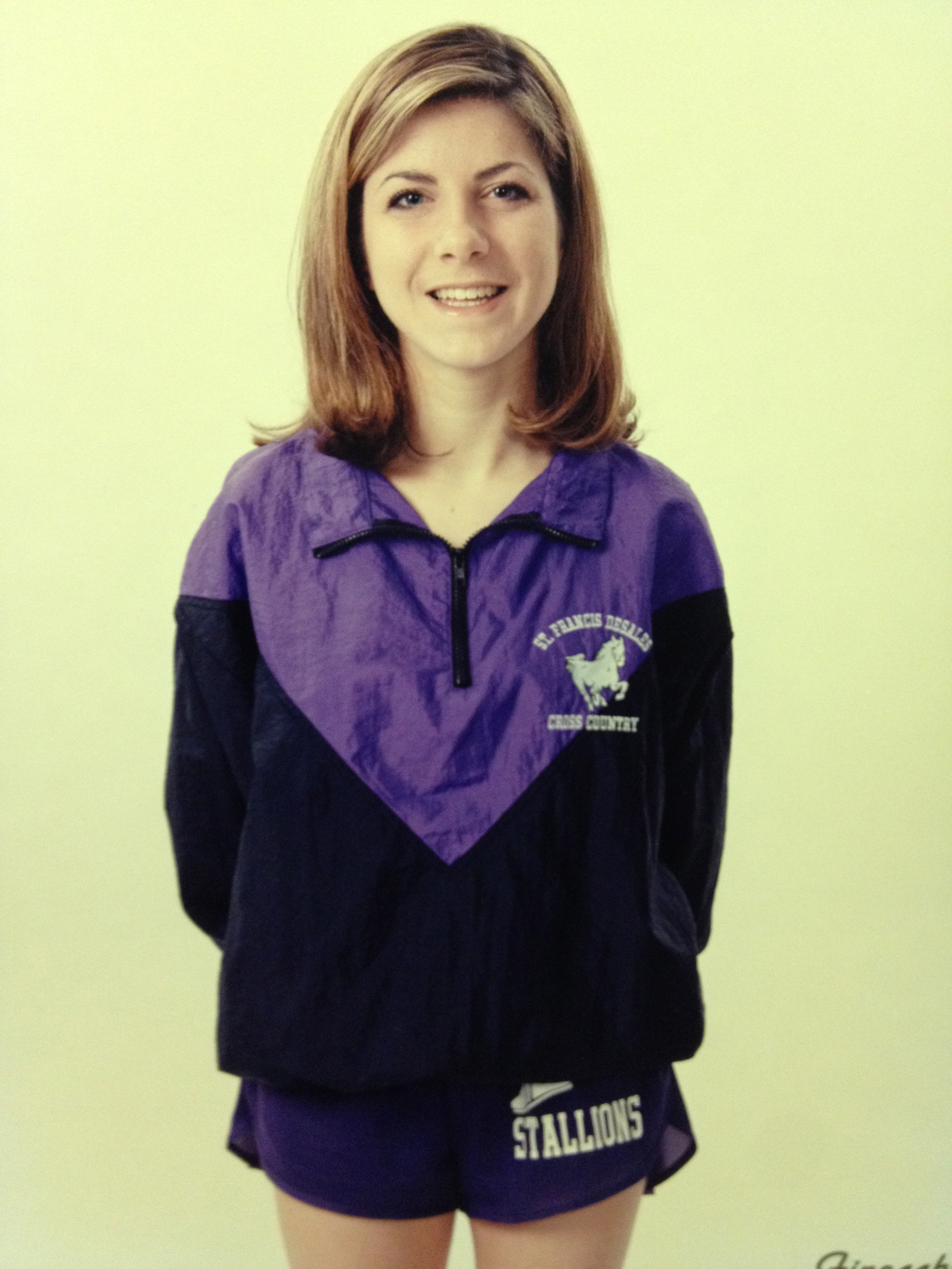 Angela Lucente 1995