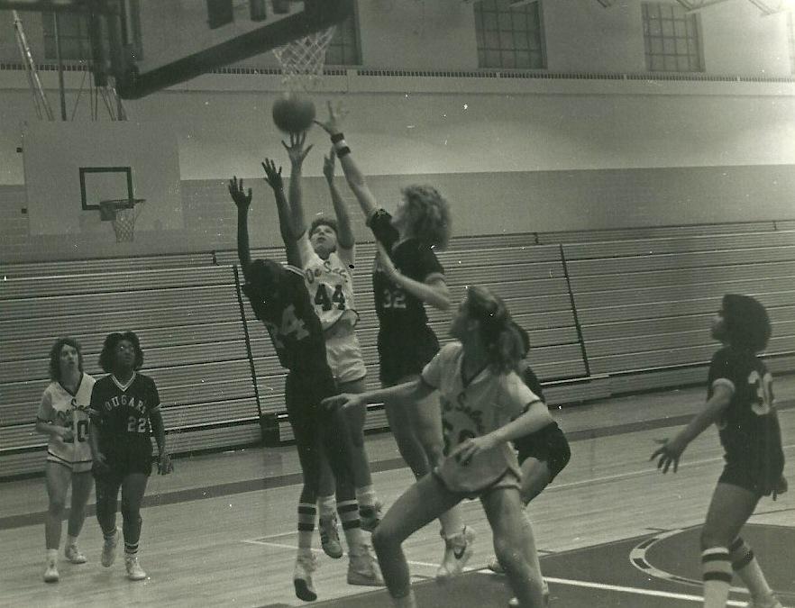 GIRLS BASKETBALL     history