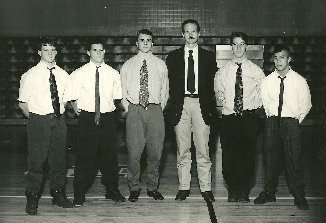 1993 Gymnastics Team