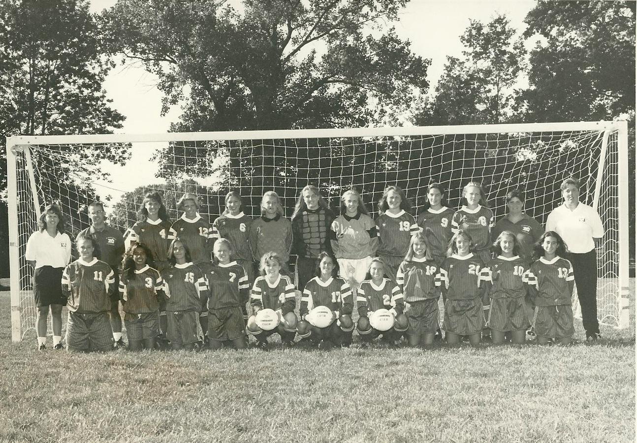 1995 Girls Soccer