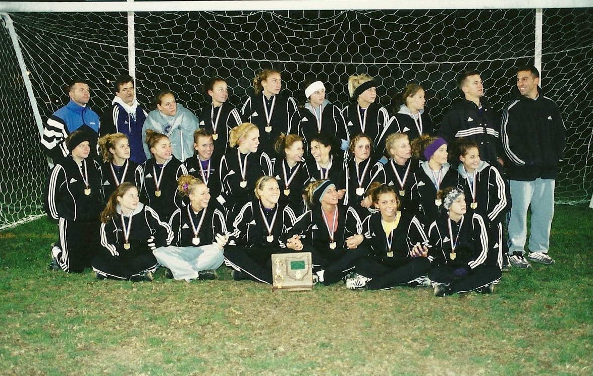 2001 Division-I District Champions