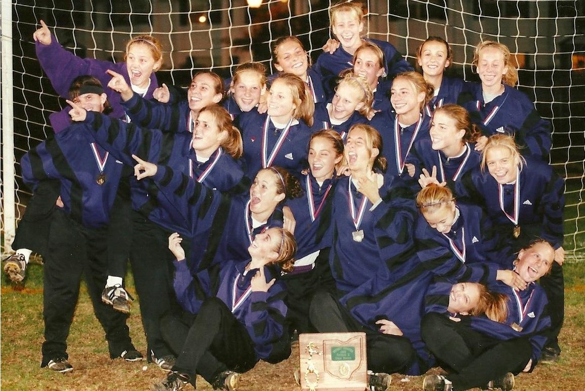 1998 Girls Soccer