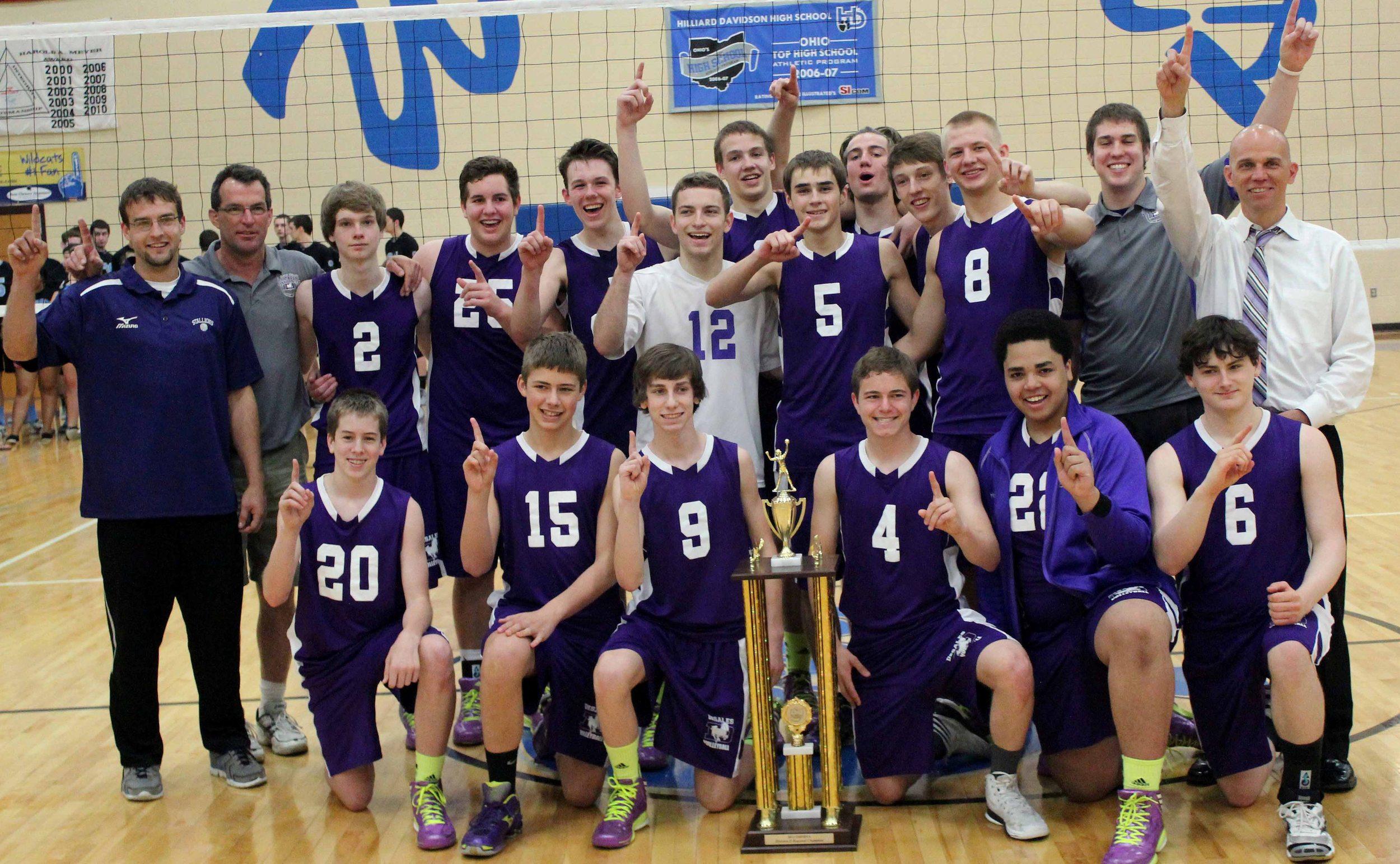 2013 Boys Volleyball