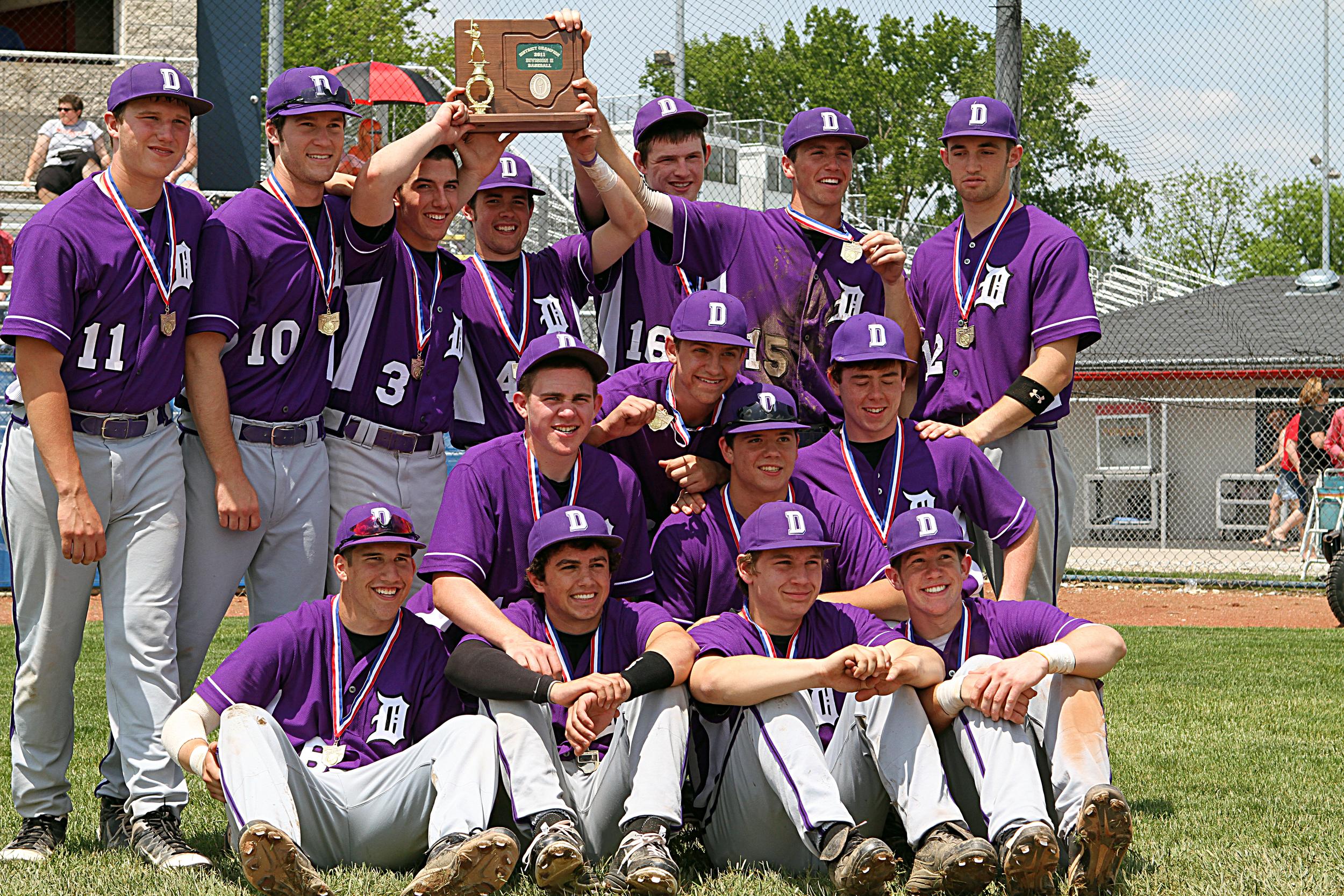 2011 District Champions