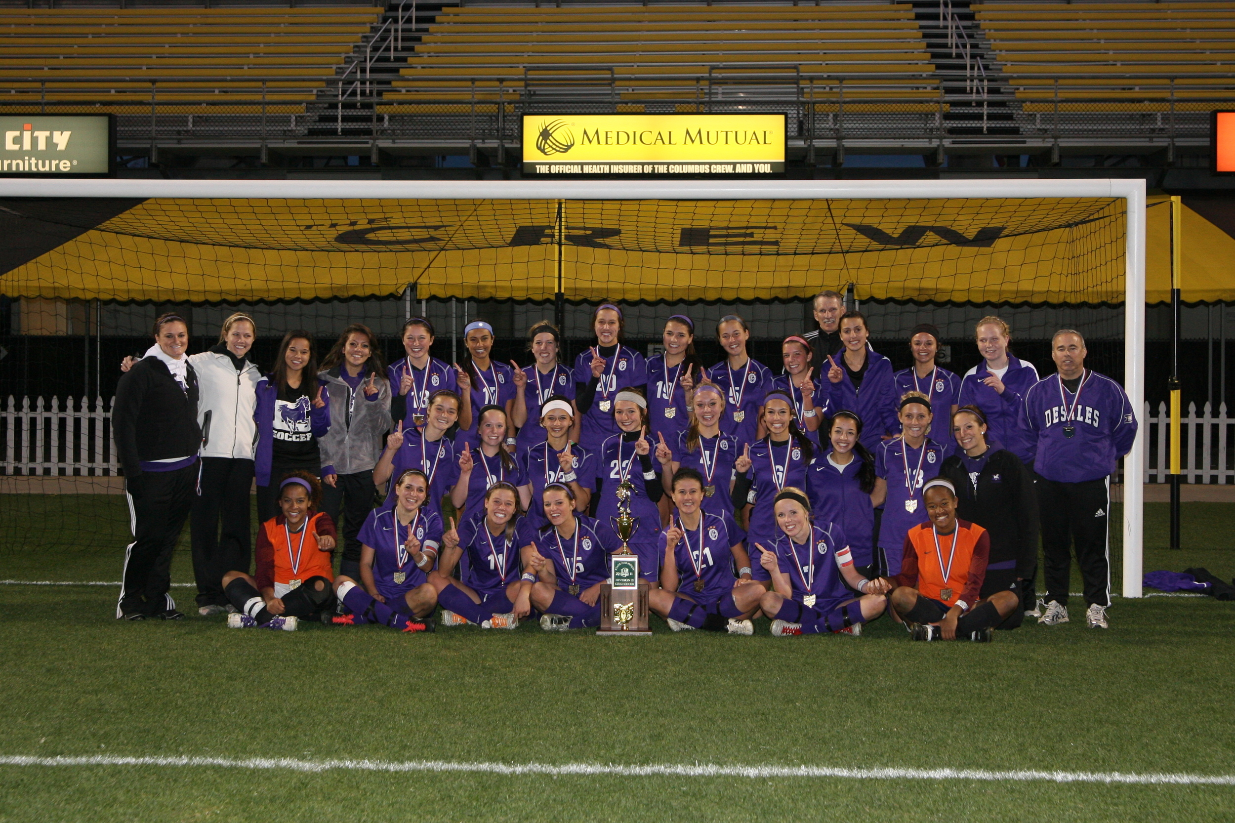 Division-II State Champions