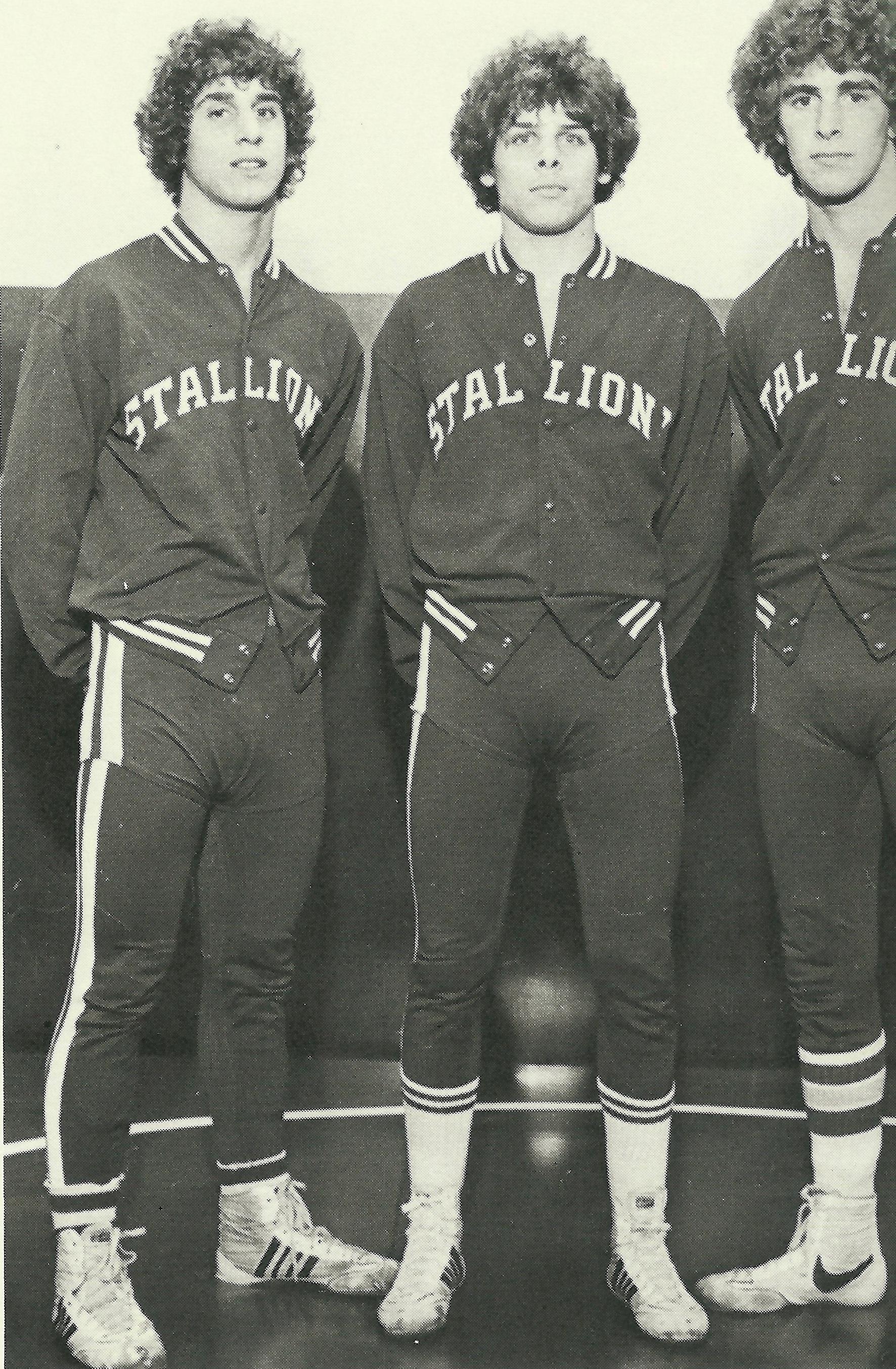 Phil DiSabato, Dave DiSabato, Tom Cua
