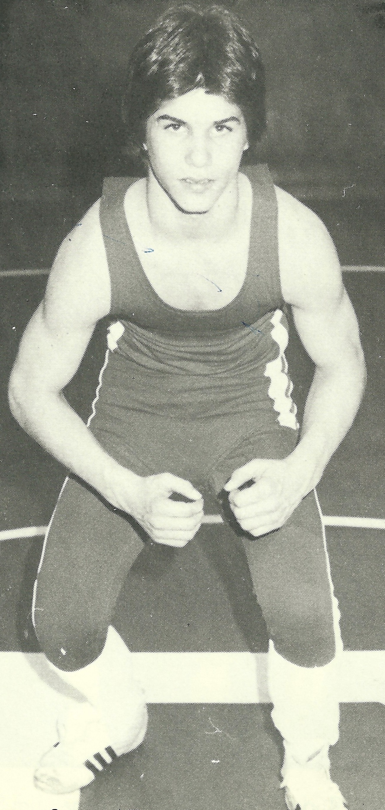 4-TIME STATE CHAMPION  Mark Zimmer