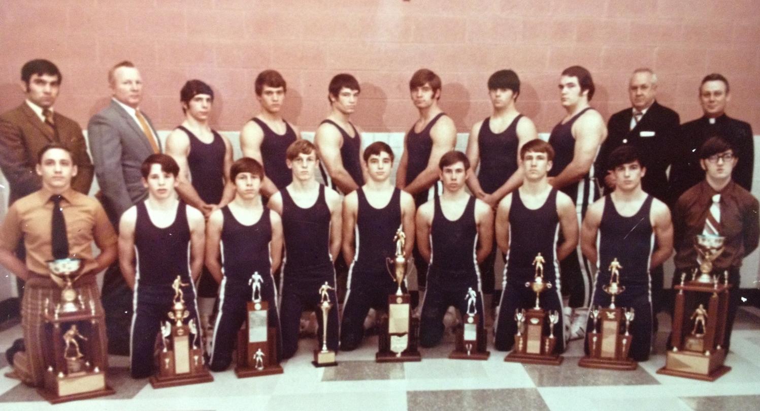 1971 Class A-AA State Champions