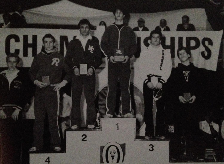 Mark Marinelli, 119 Pounds