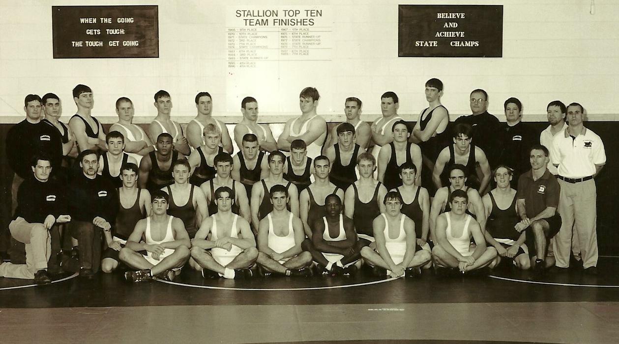 1998 Division-II State Tournament