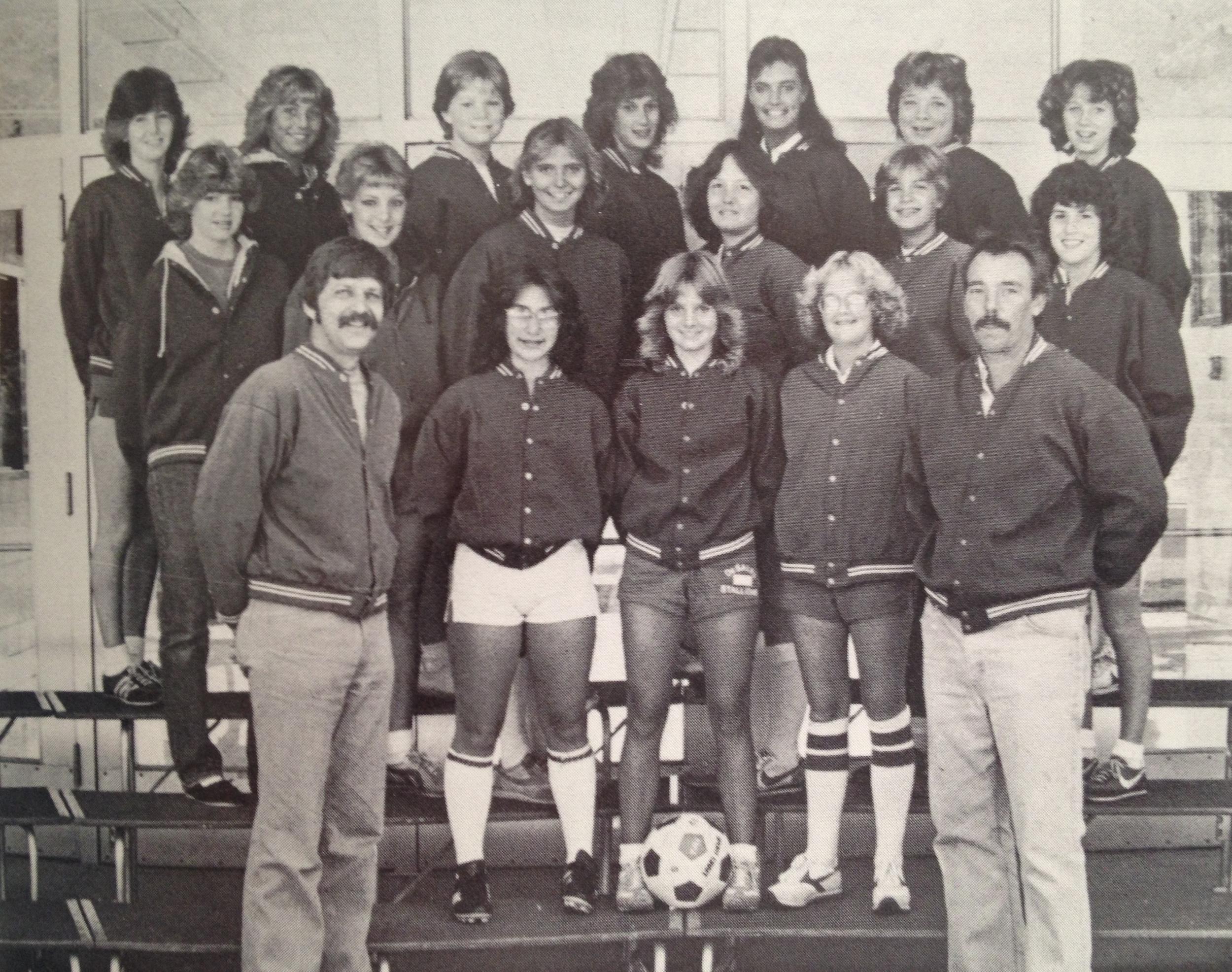 1982 Girls Soccer