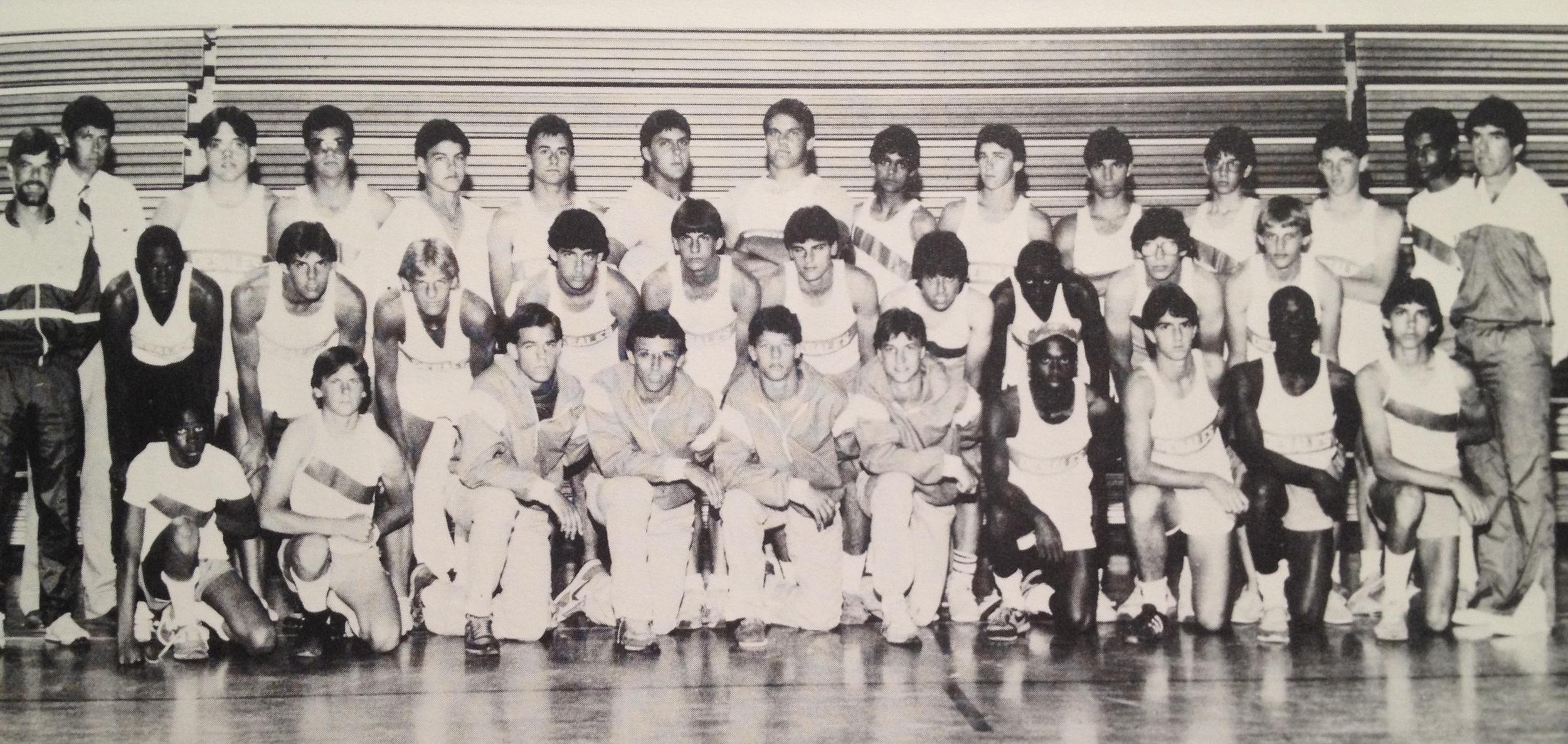 1985 District Champions