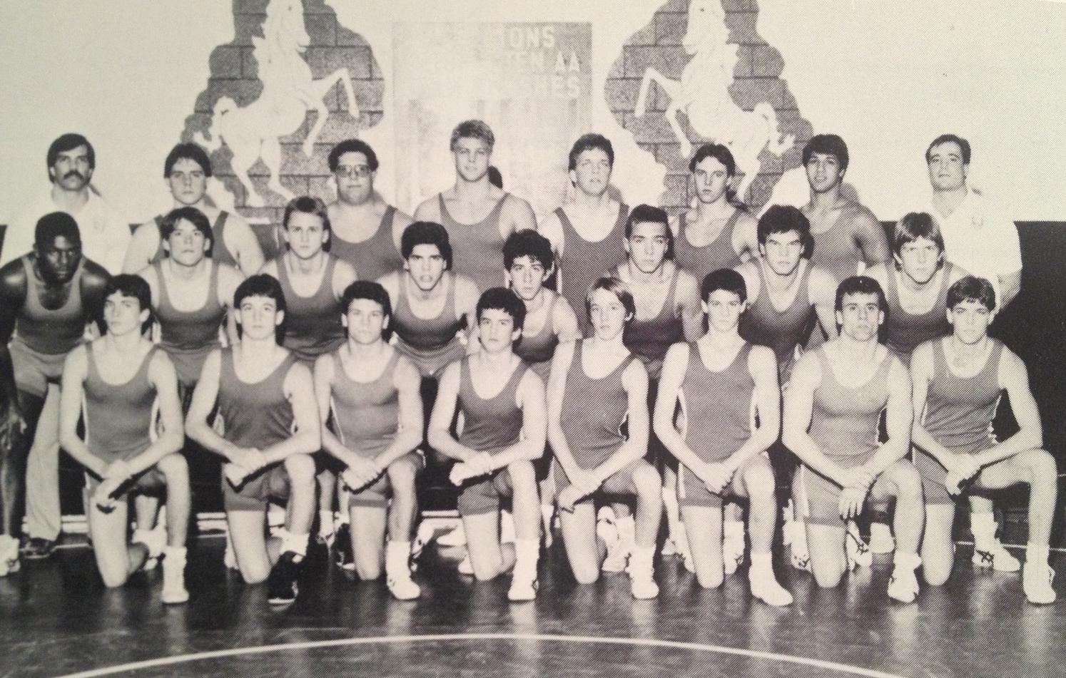 1987 District Champions