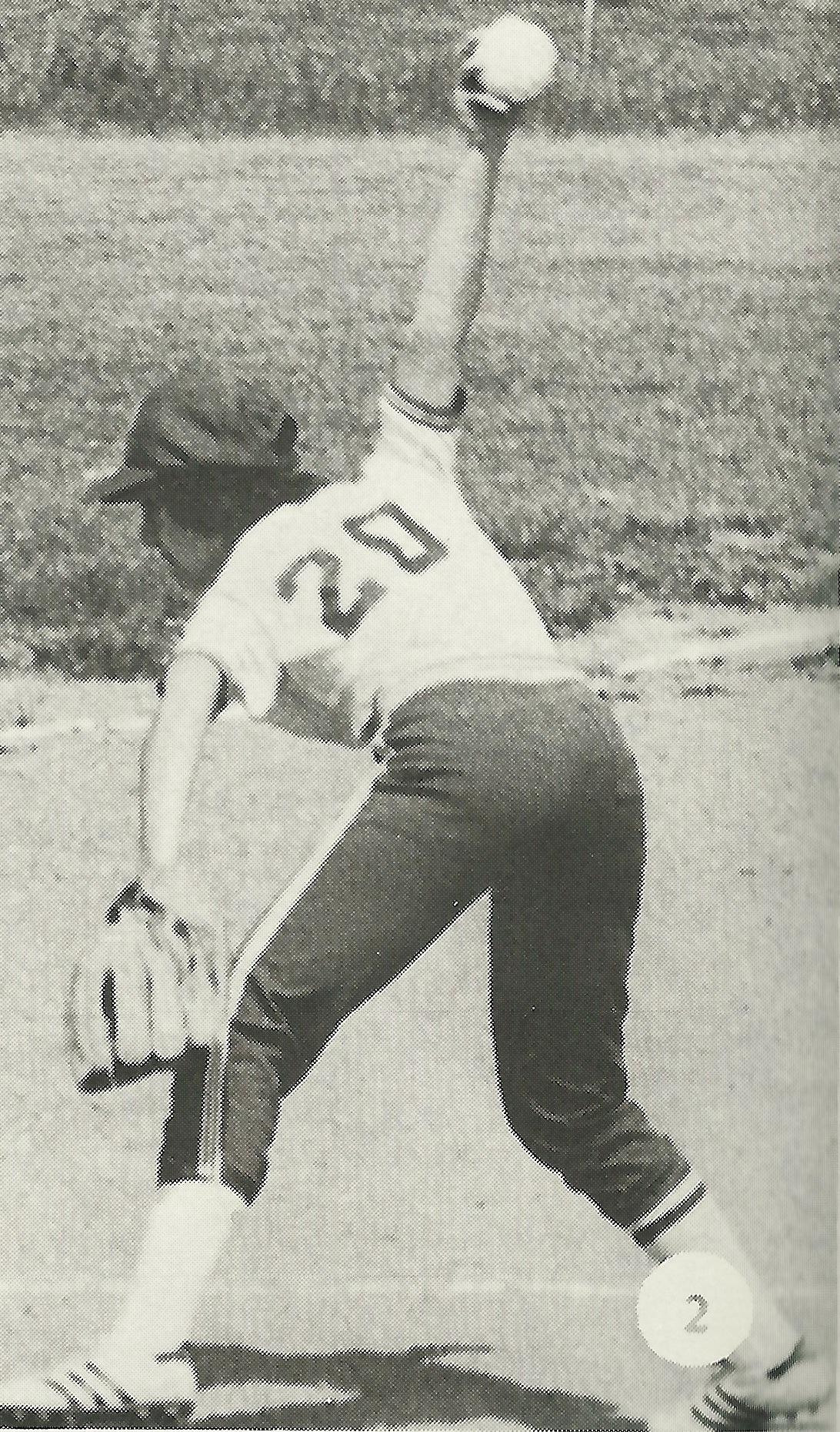1982 Softball - Lori Francescon.jpeg