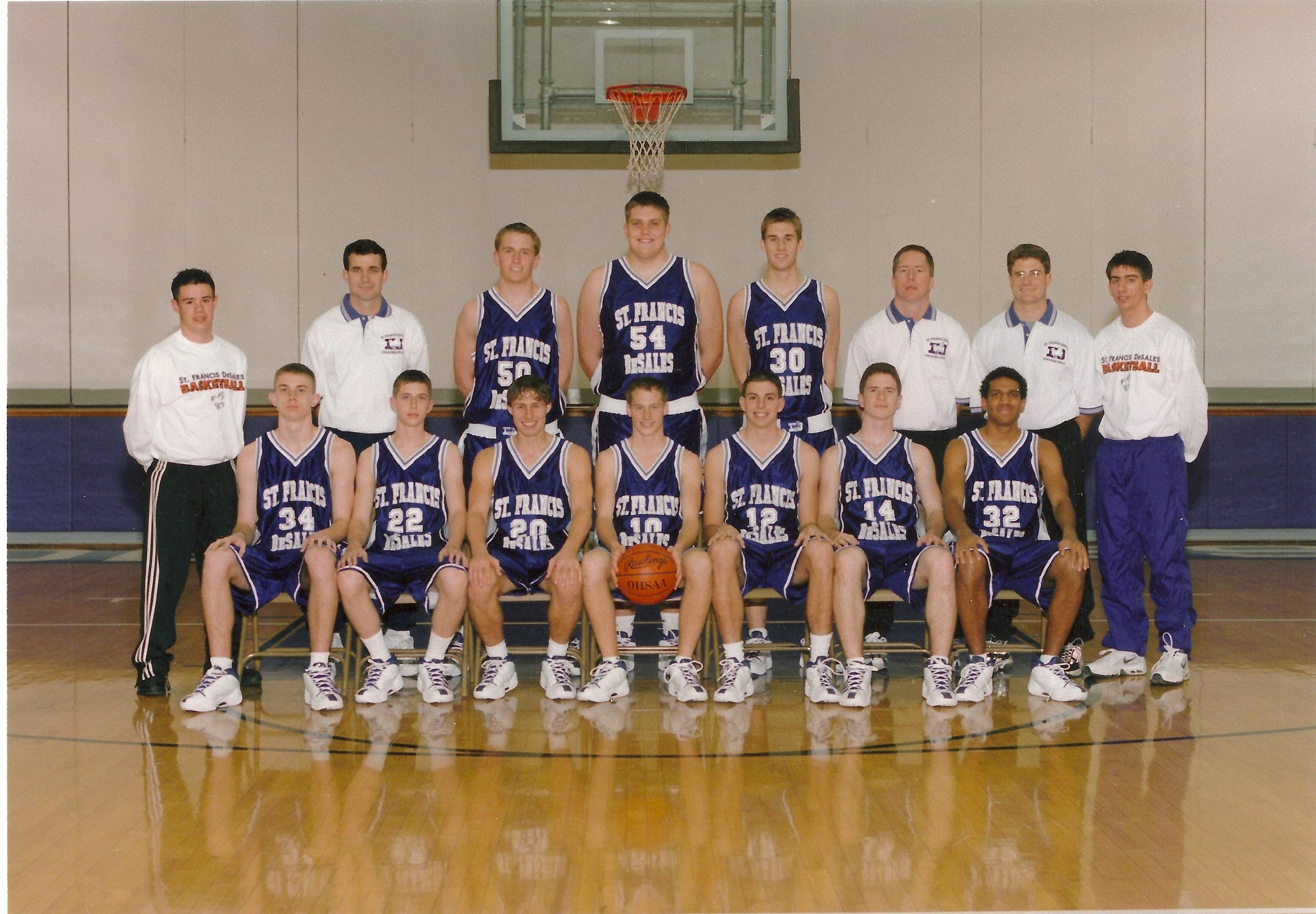 2001 CCL Champions