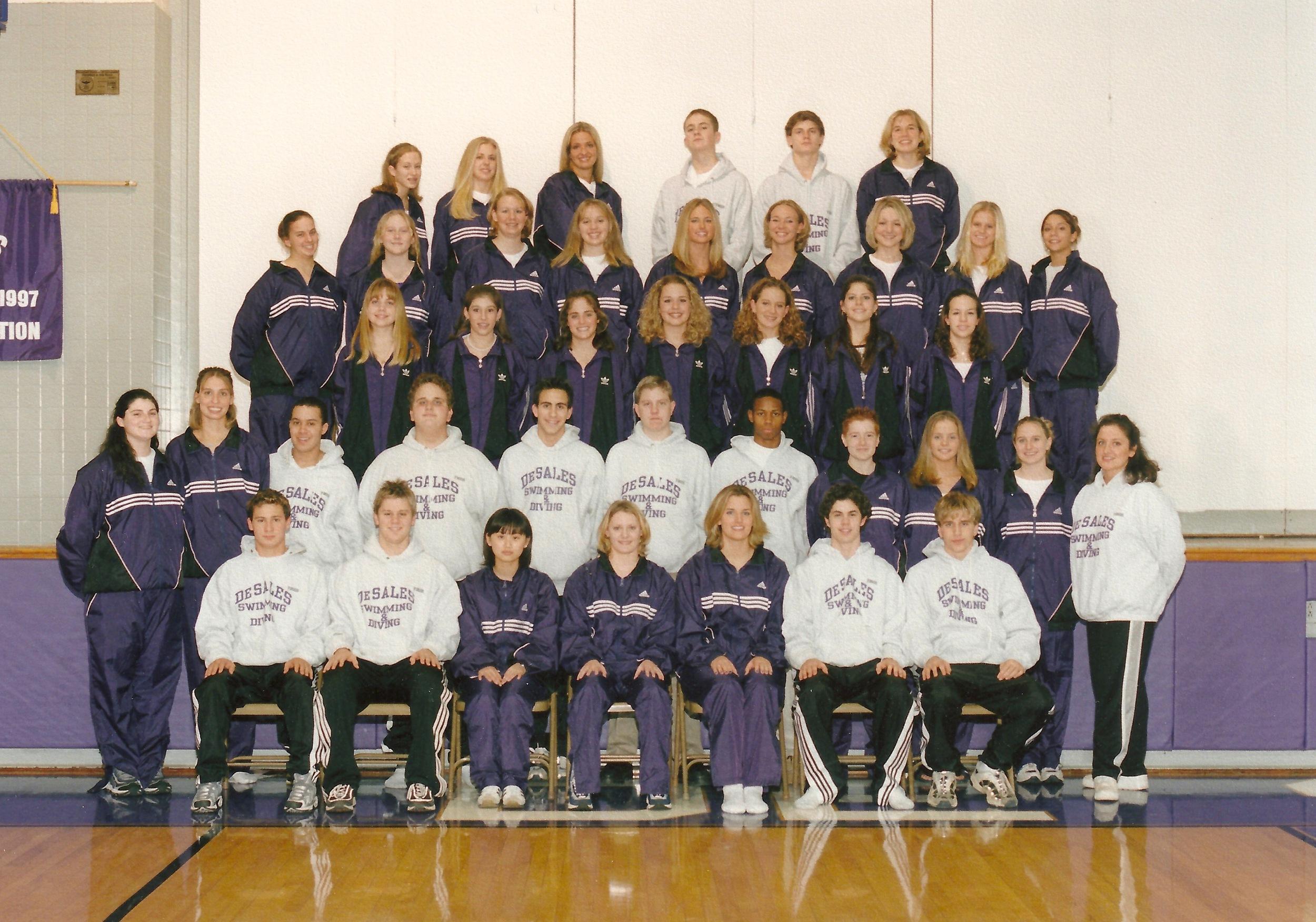 2001 CCL Champion