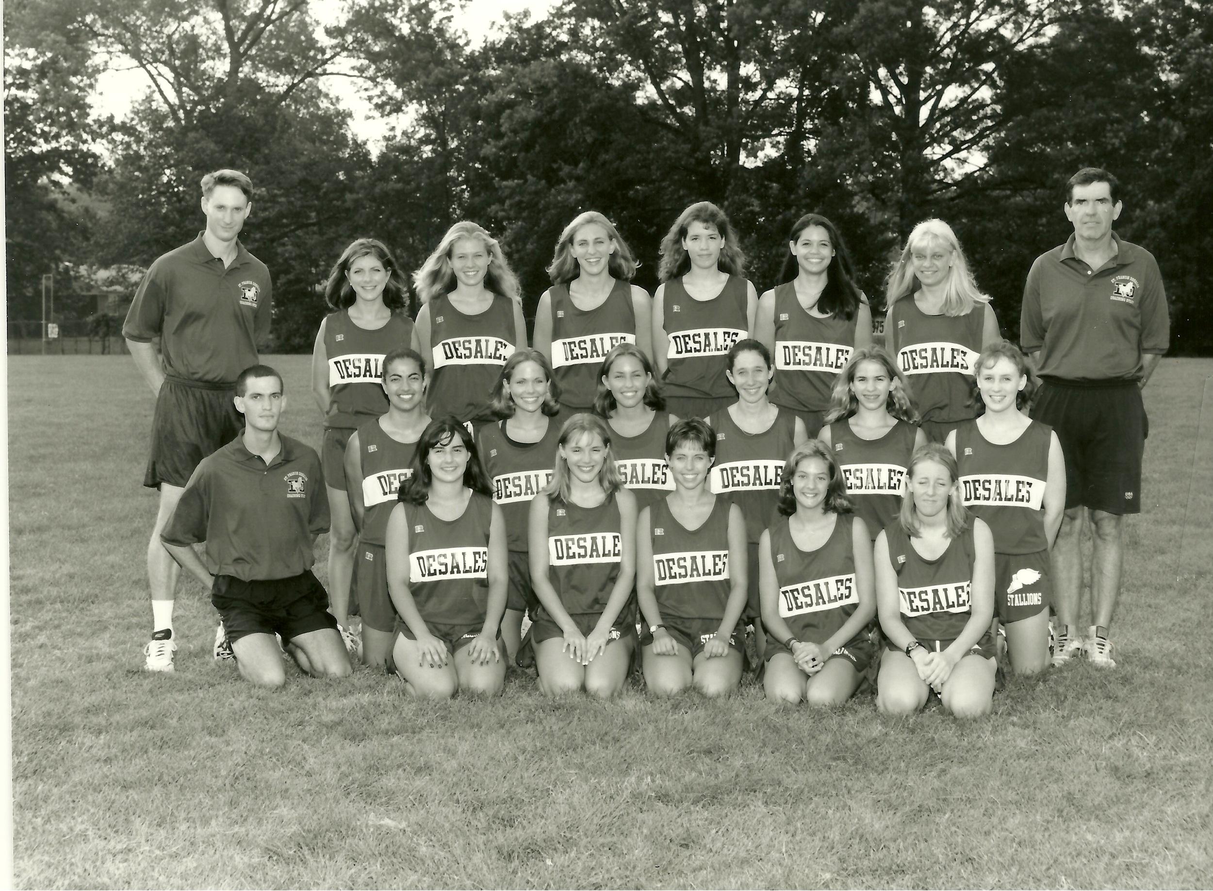 1998 District Champions