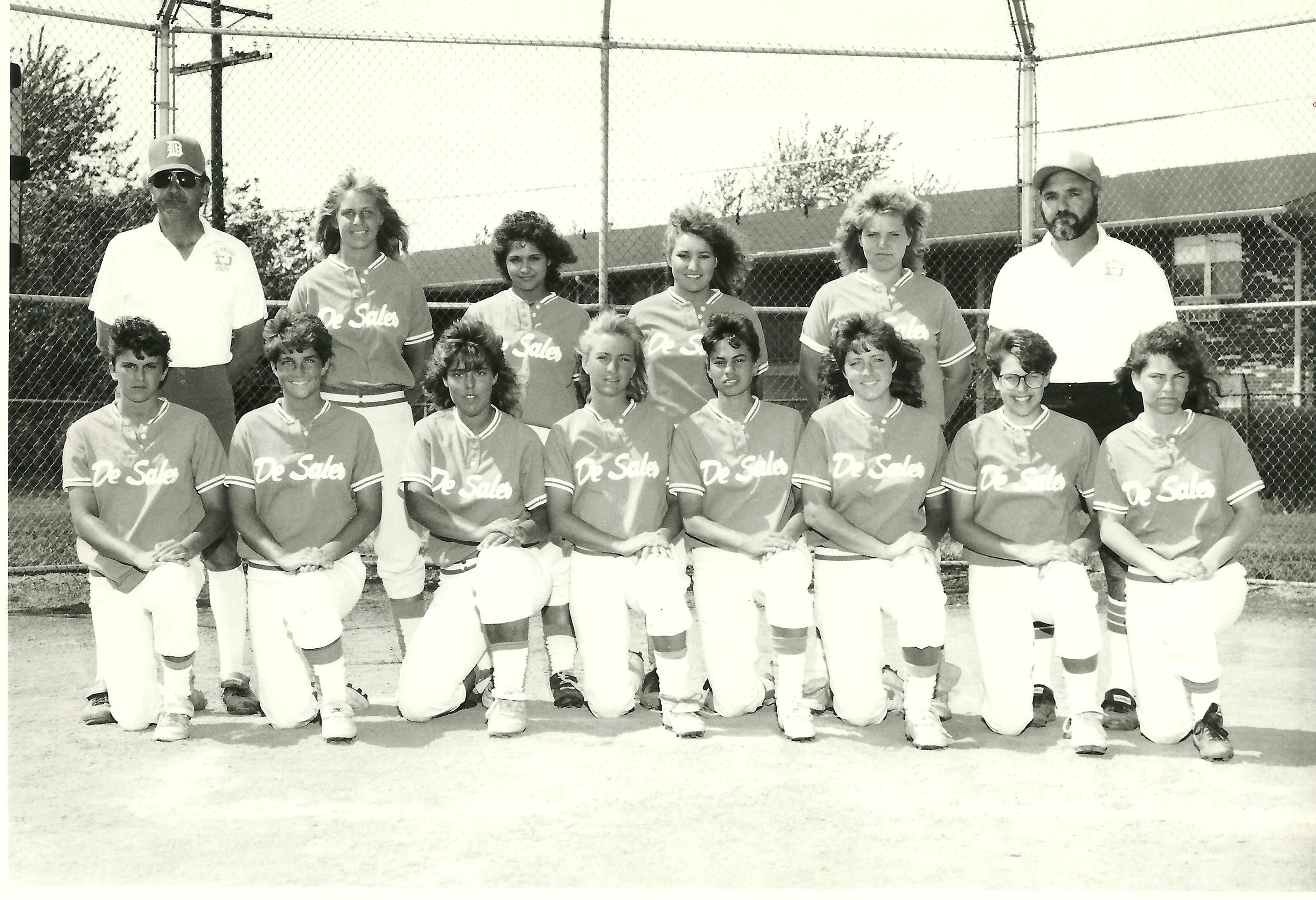 1988 OCL Champions