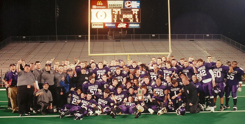 1998 Division-III State Champions