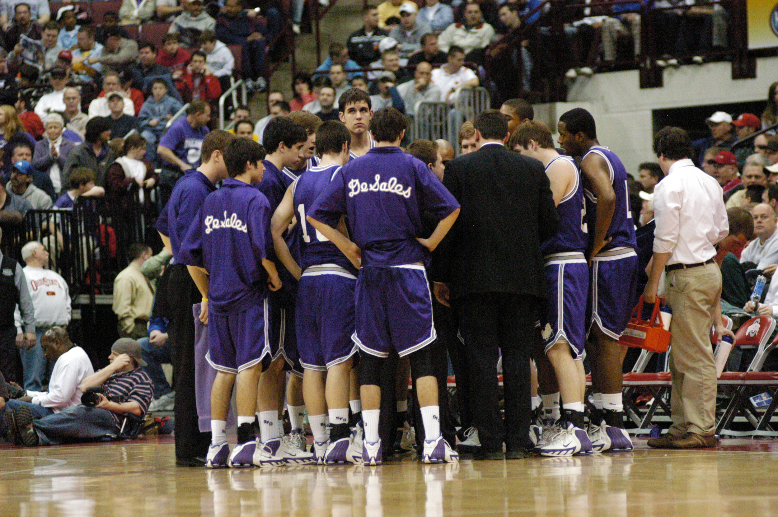 2006 Division-II State Final Four