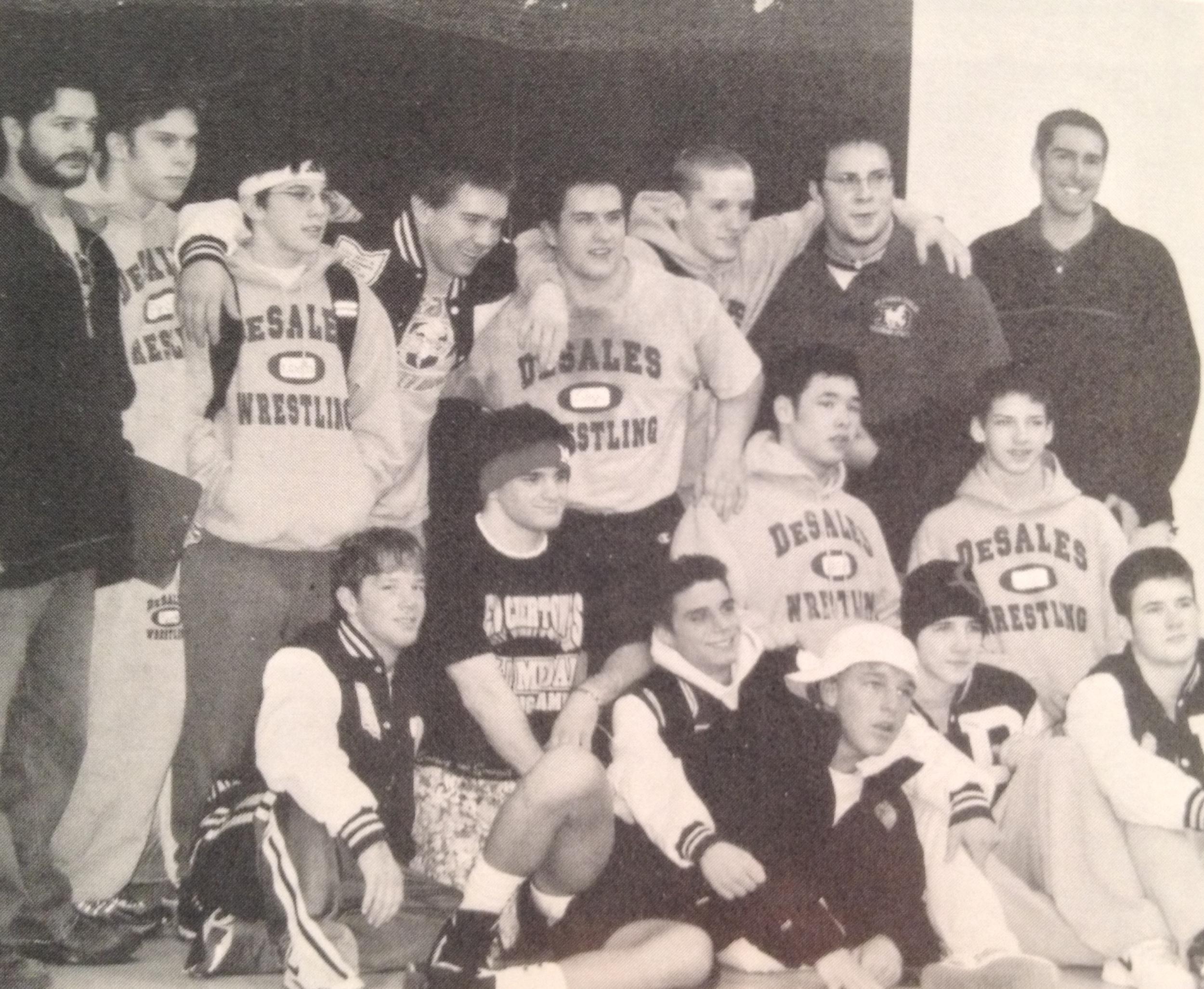 2004 District Champions