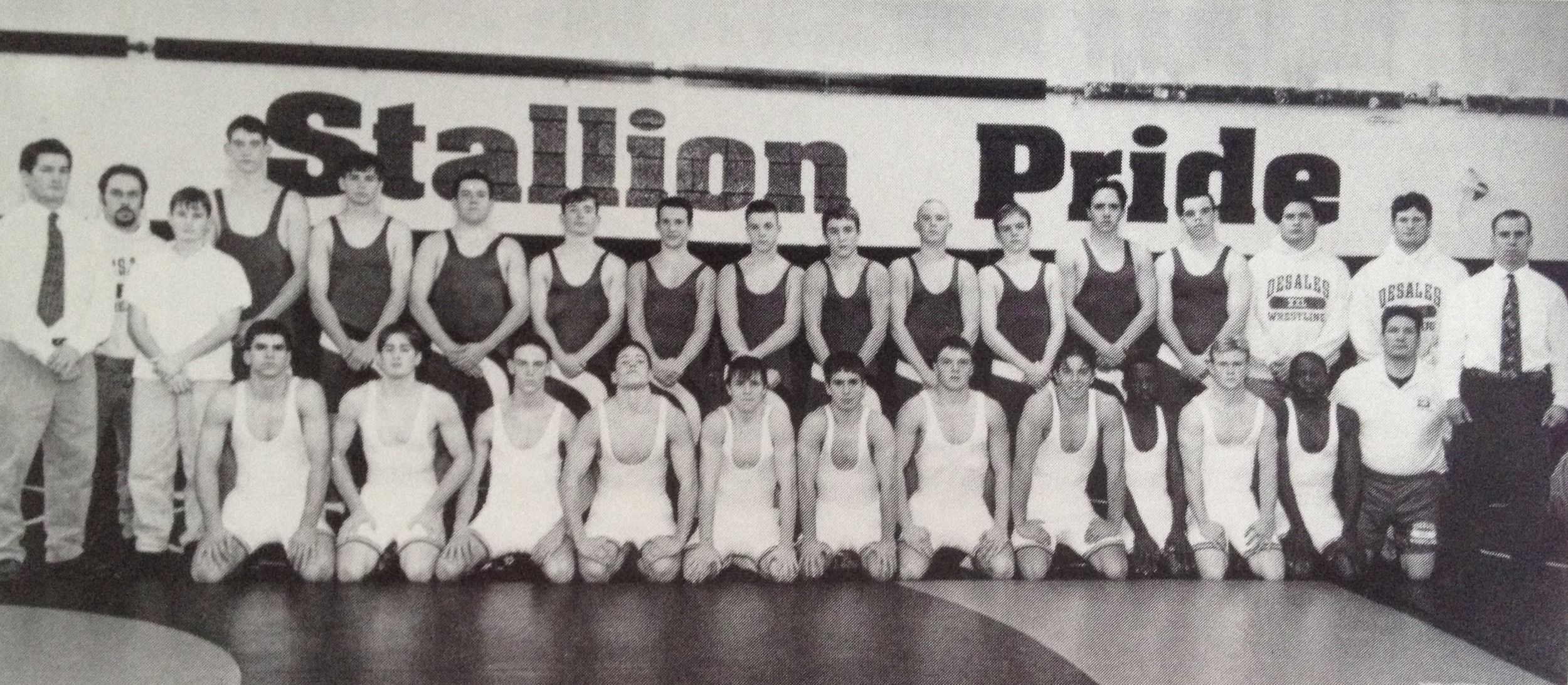 1997 District Champions
