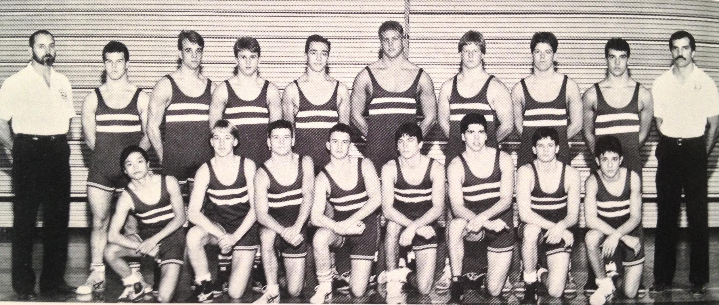 1988 District Champions