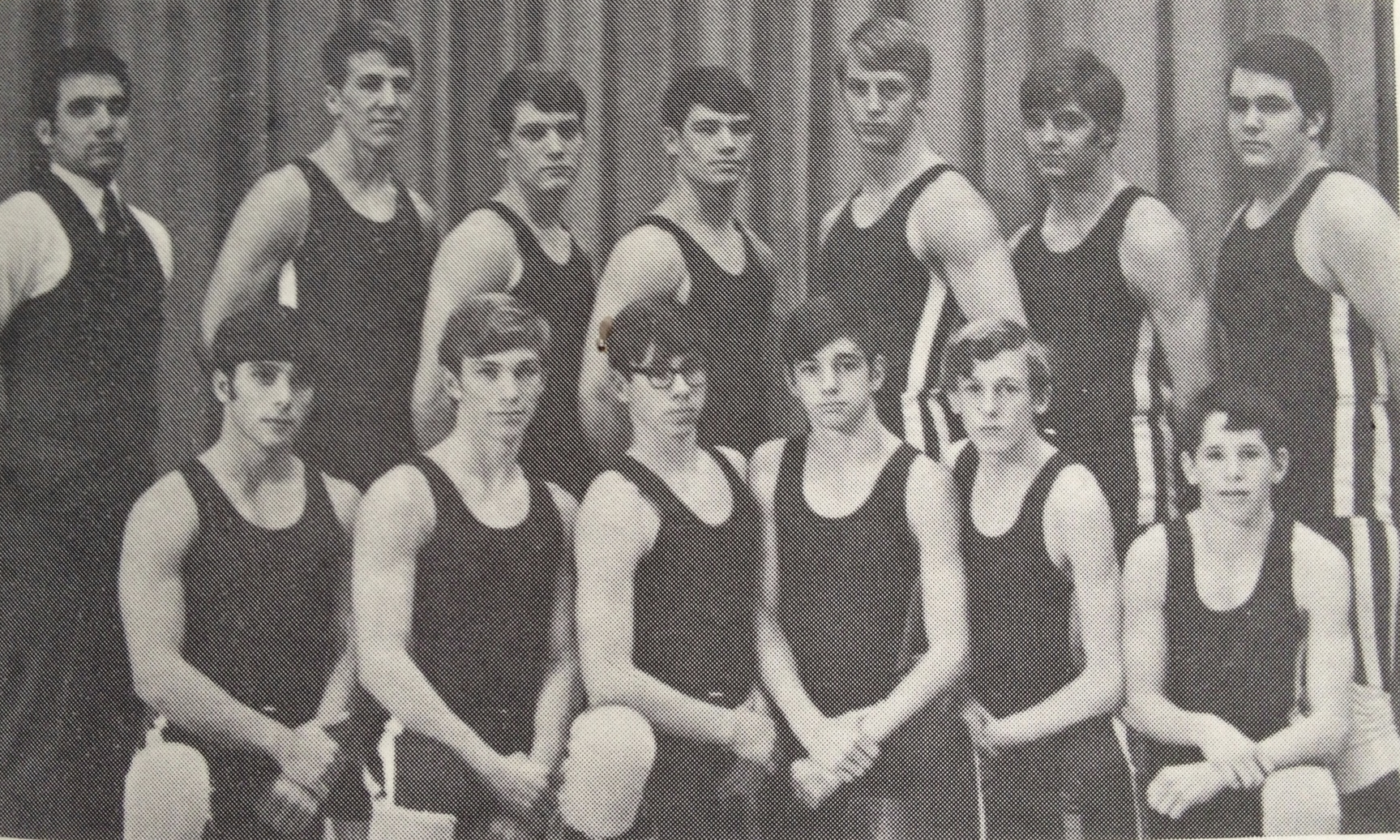 1970 District Champions