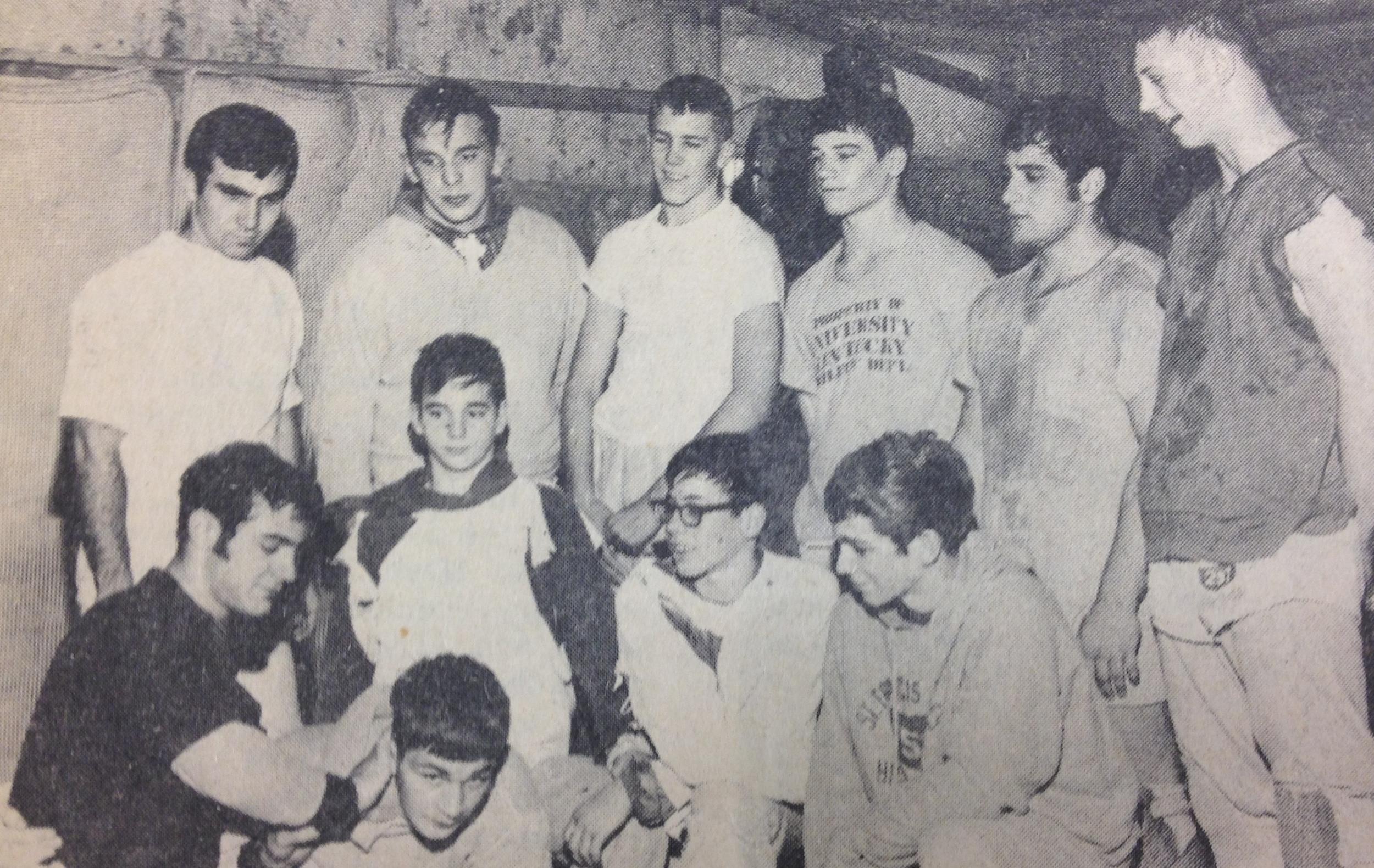 1969 District Champions