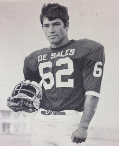 1970 STATE CHAMPION  Tim Wilson, 167 Pounds