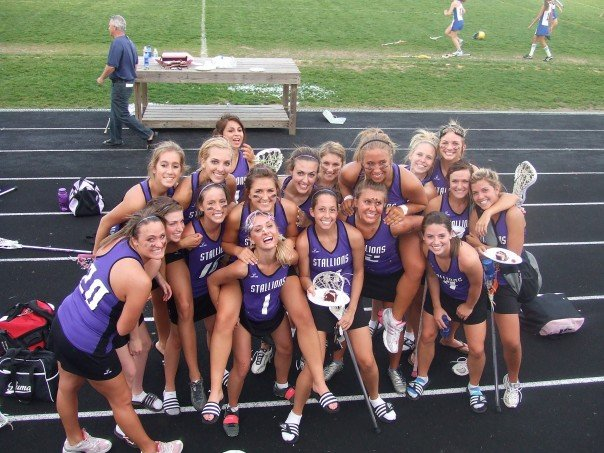 2007 Girls Team