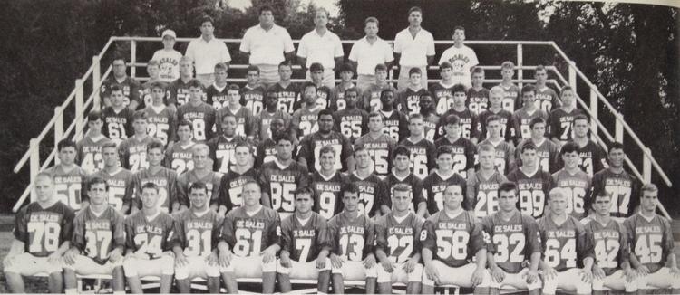 1990 STATE RUNNER-UP   Football
