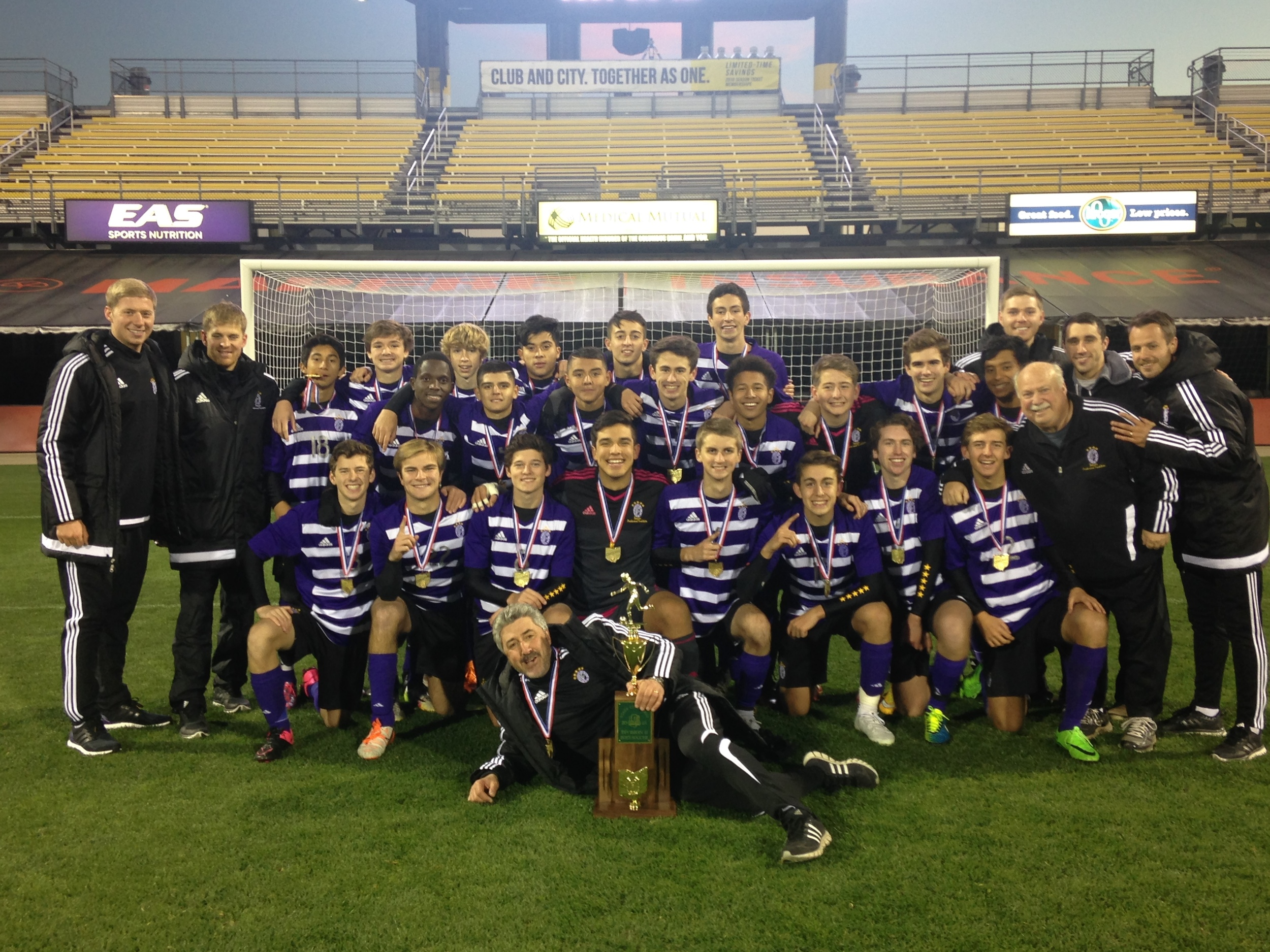 2015 Division-II State Champions