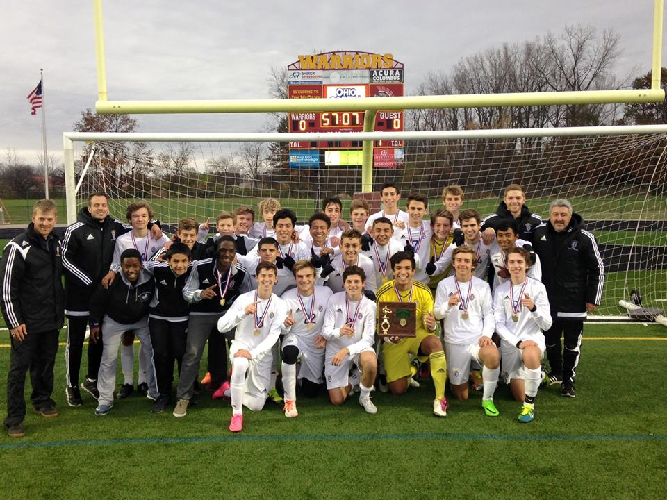 2015 District Champions