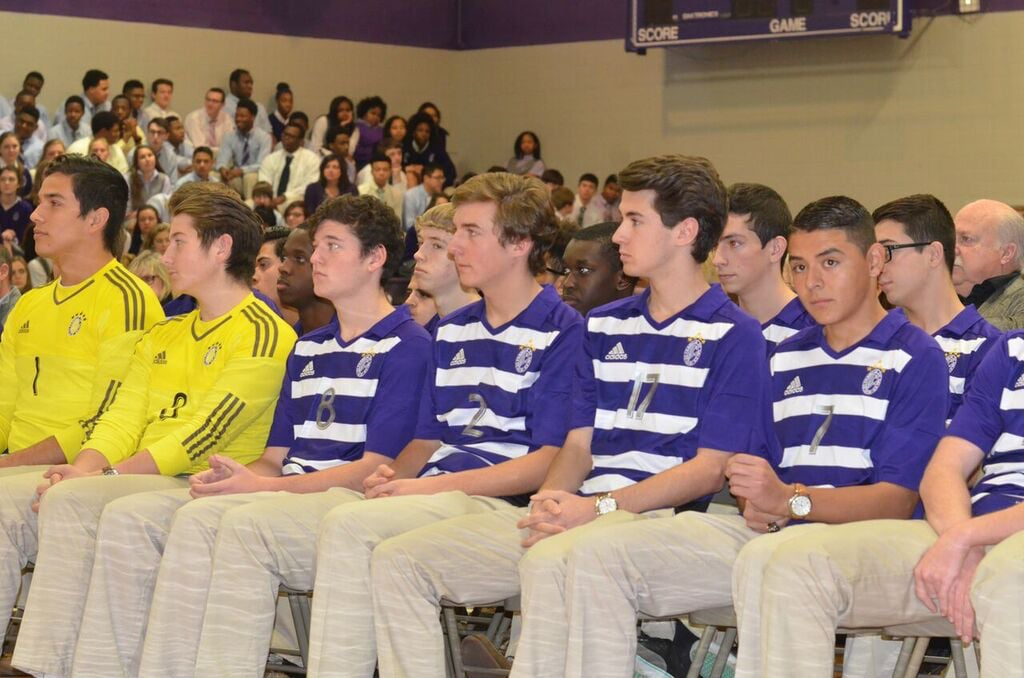 All-school Assembly