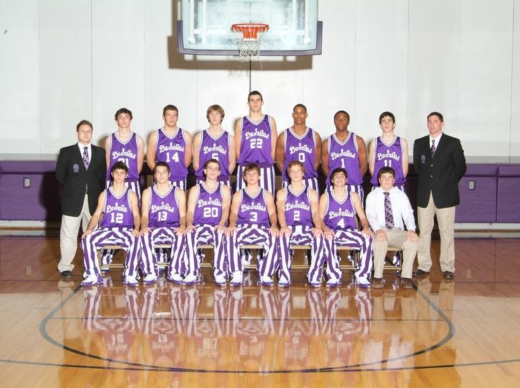 2006 Boys Basketball