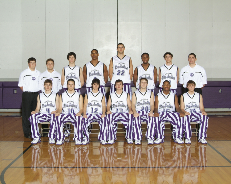 2007 Boys Basketball