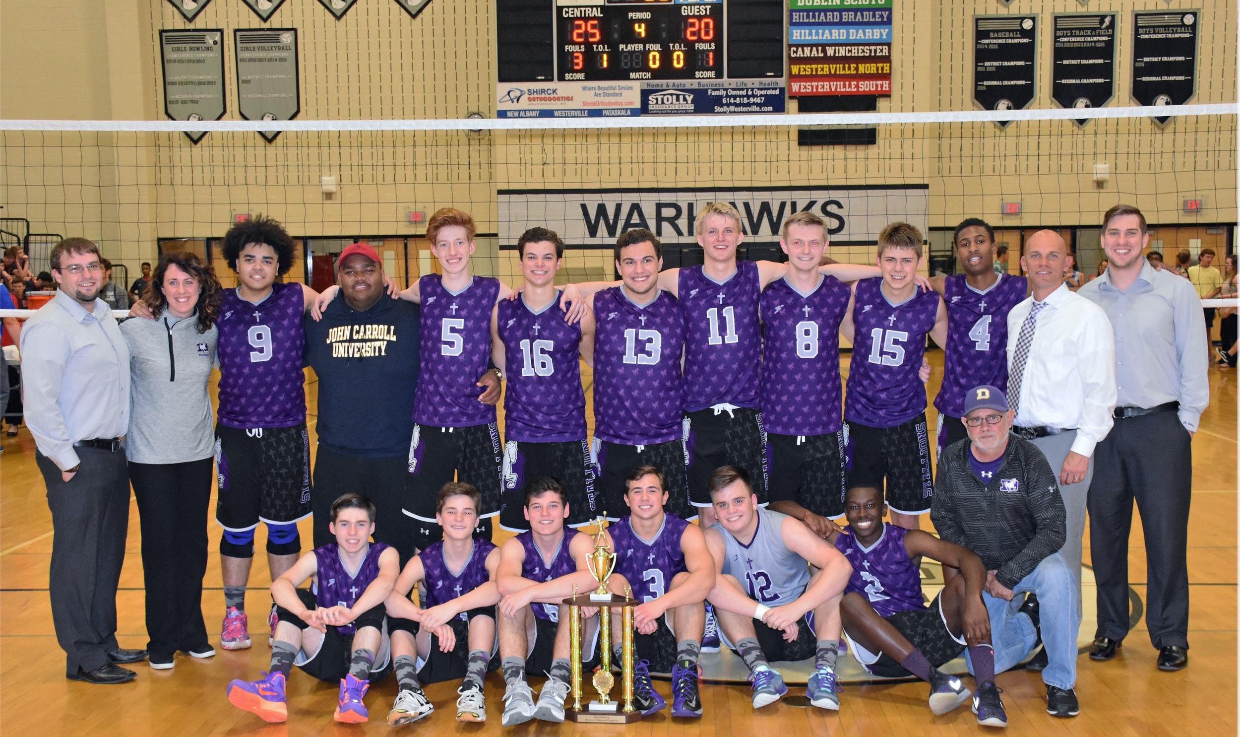 2016 Regional Champions