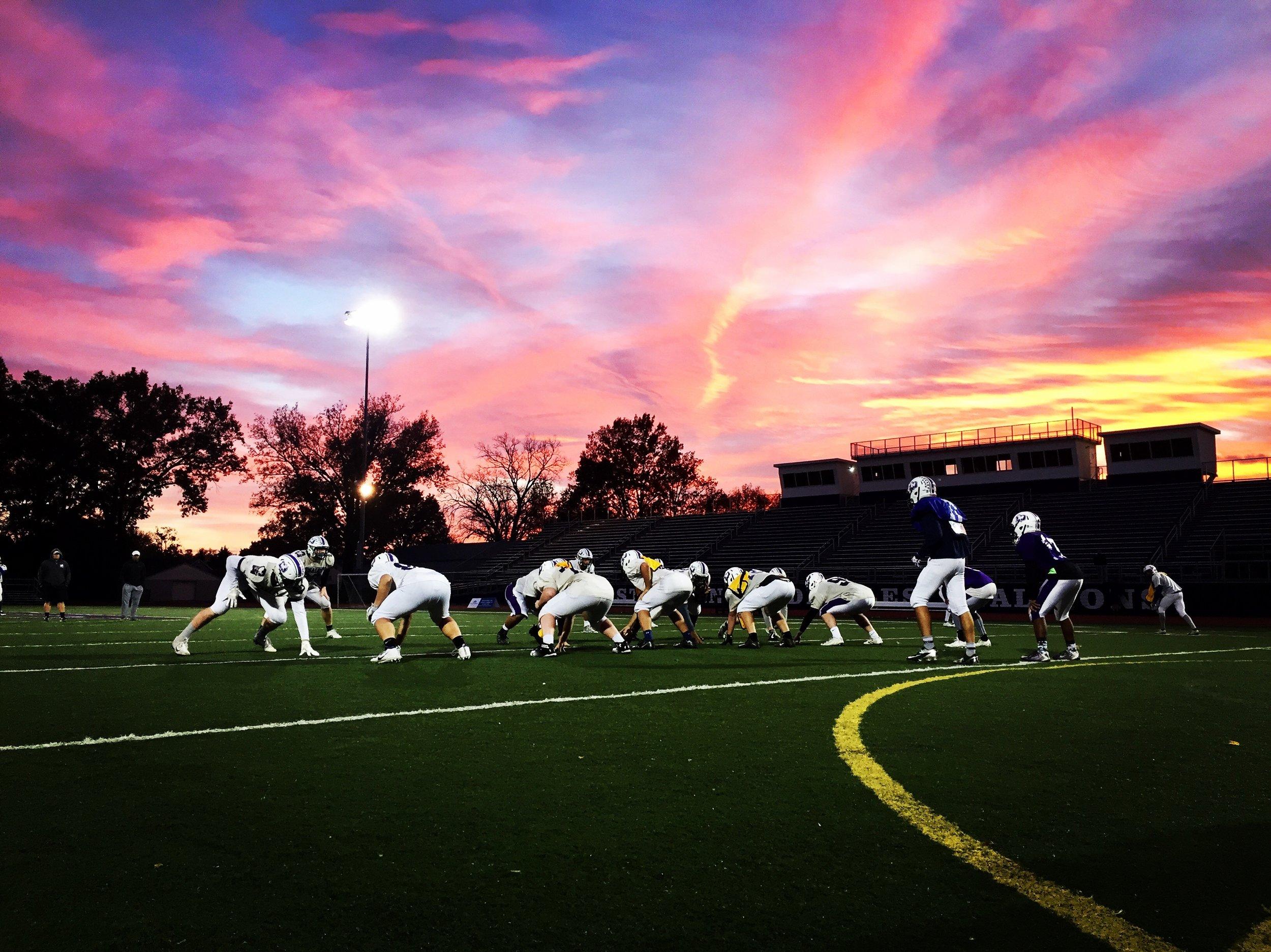 St. Francis DeSales High School   Fall Sports    STALLION PRIDE