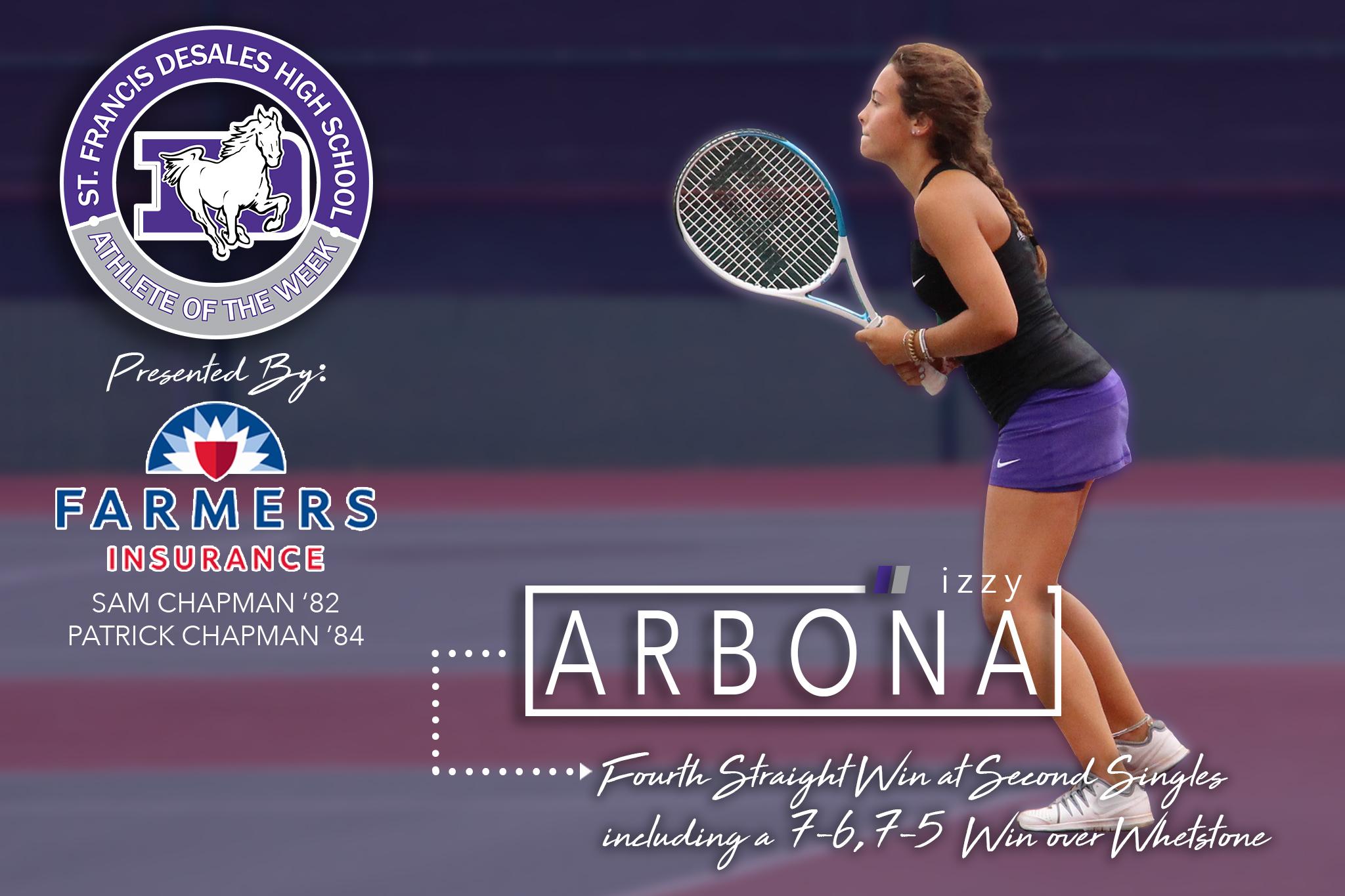 Athlete of the Week - Arbona.jpg