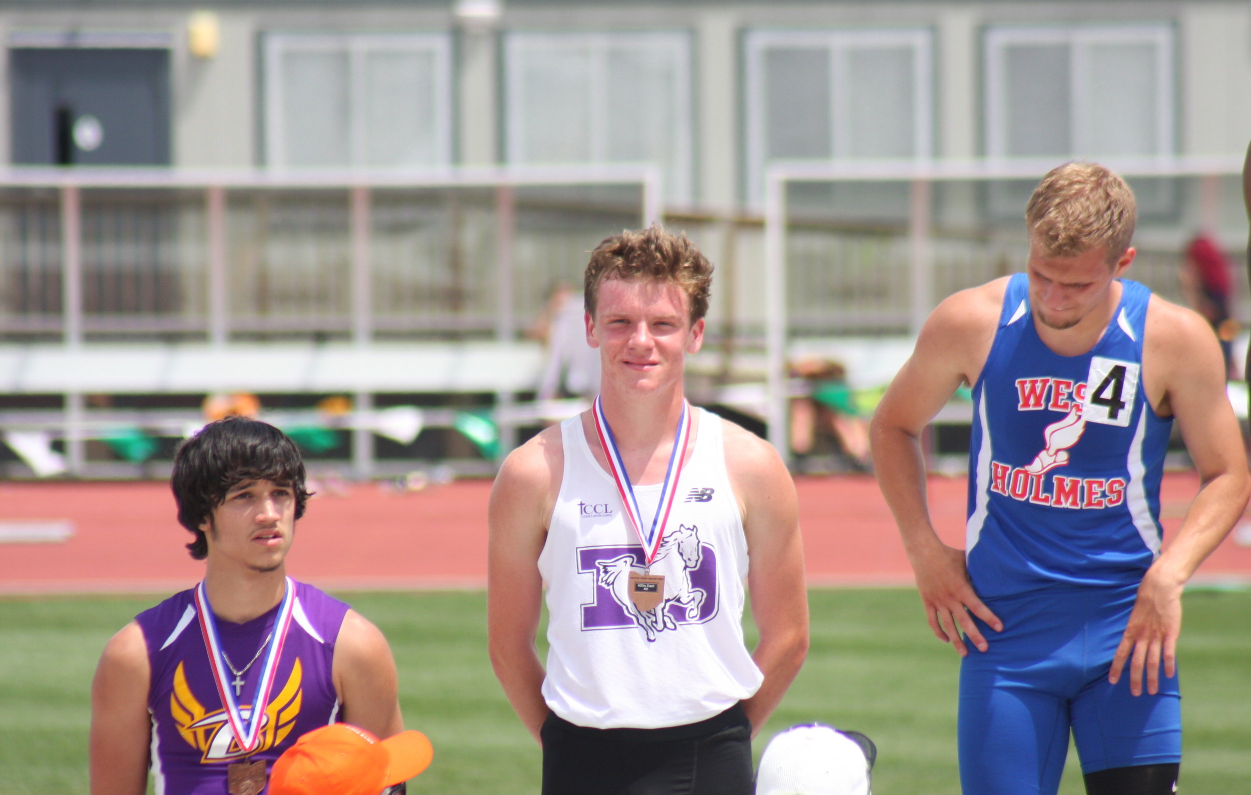 TRACK + FIELD    boys individual all ohio