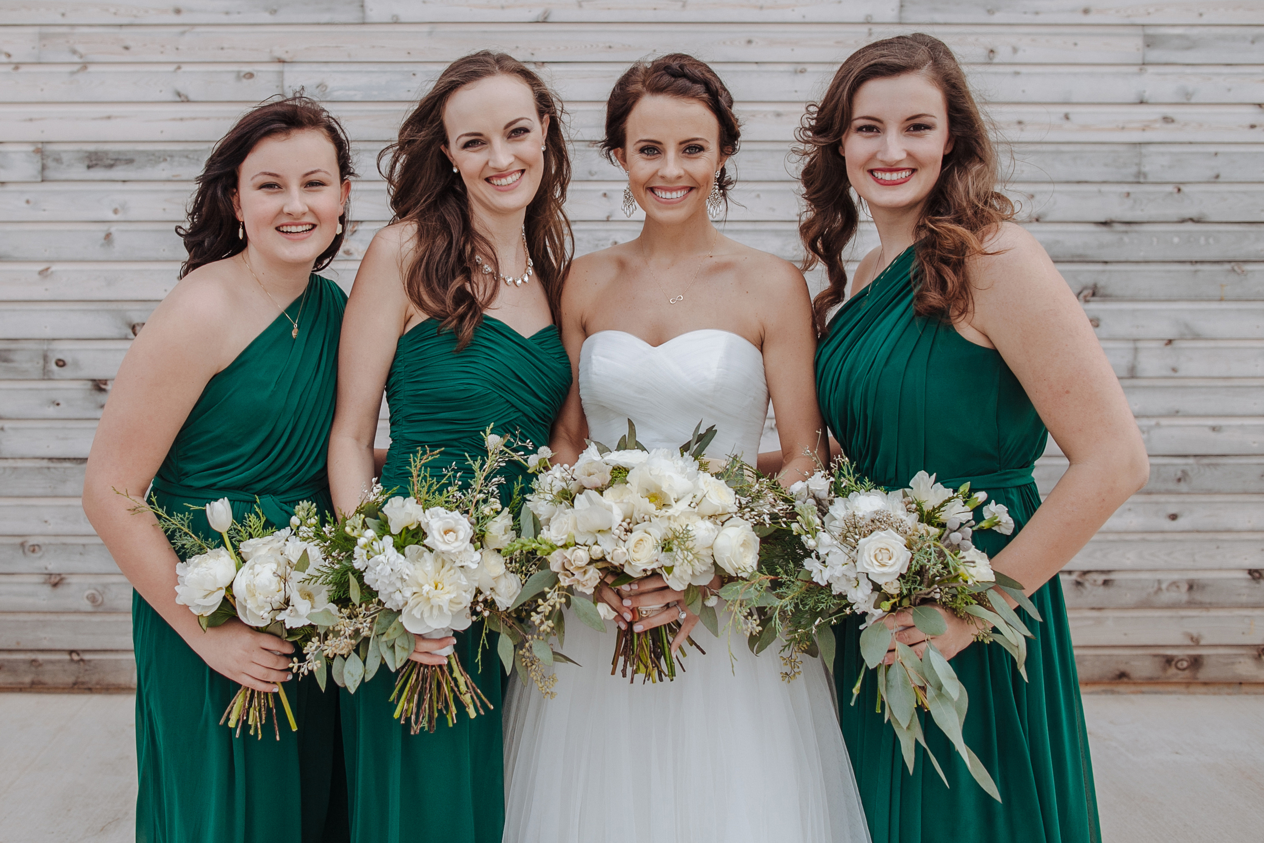 Four beautiful sisters!