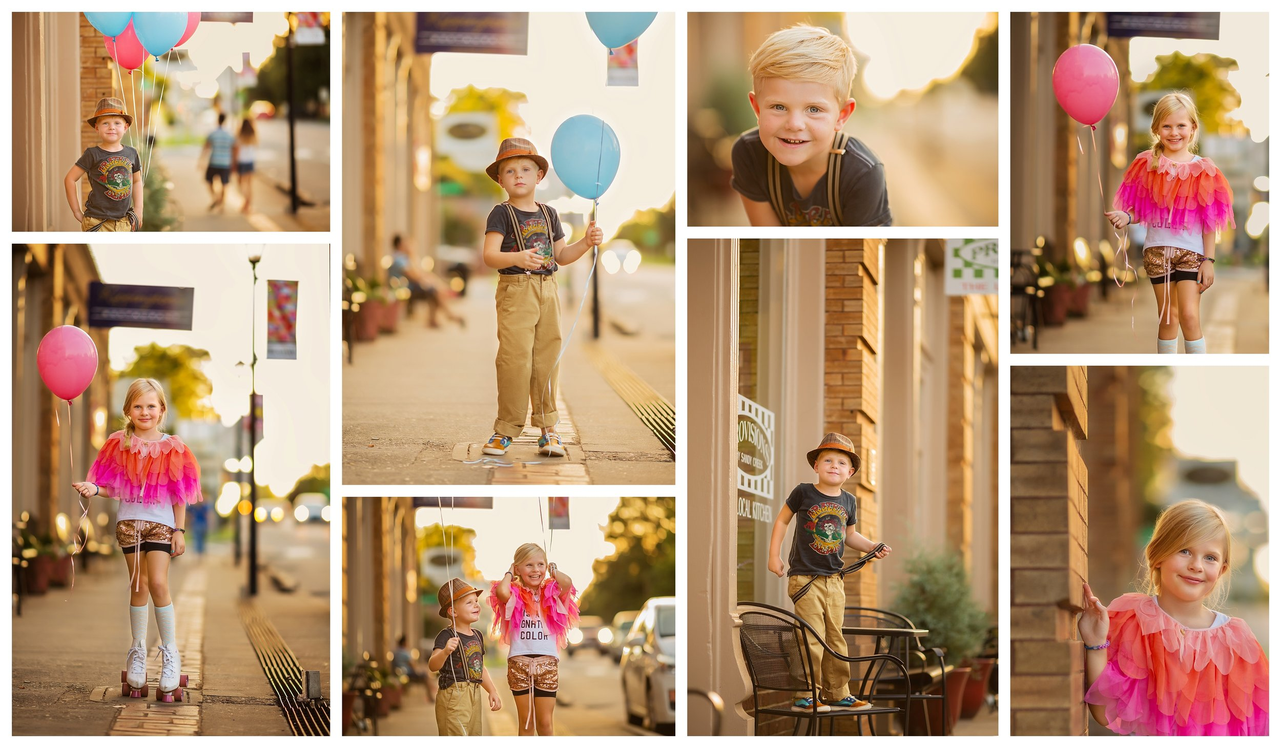 Charlotte NC Childrens Photographer | Stylized On Location Photography | A McHenry Photography
