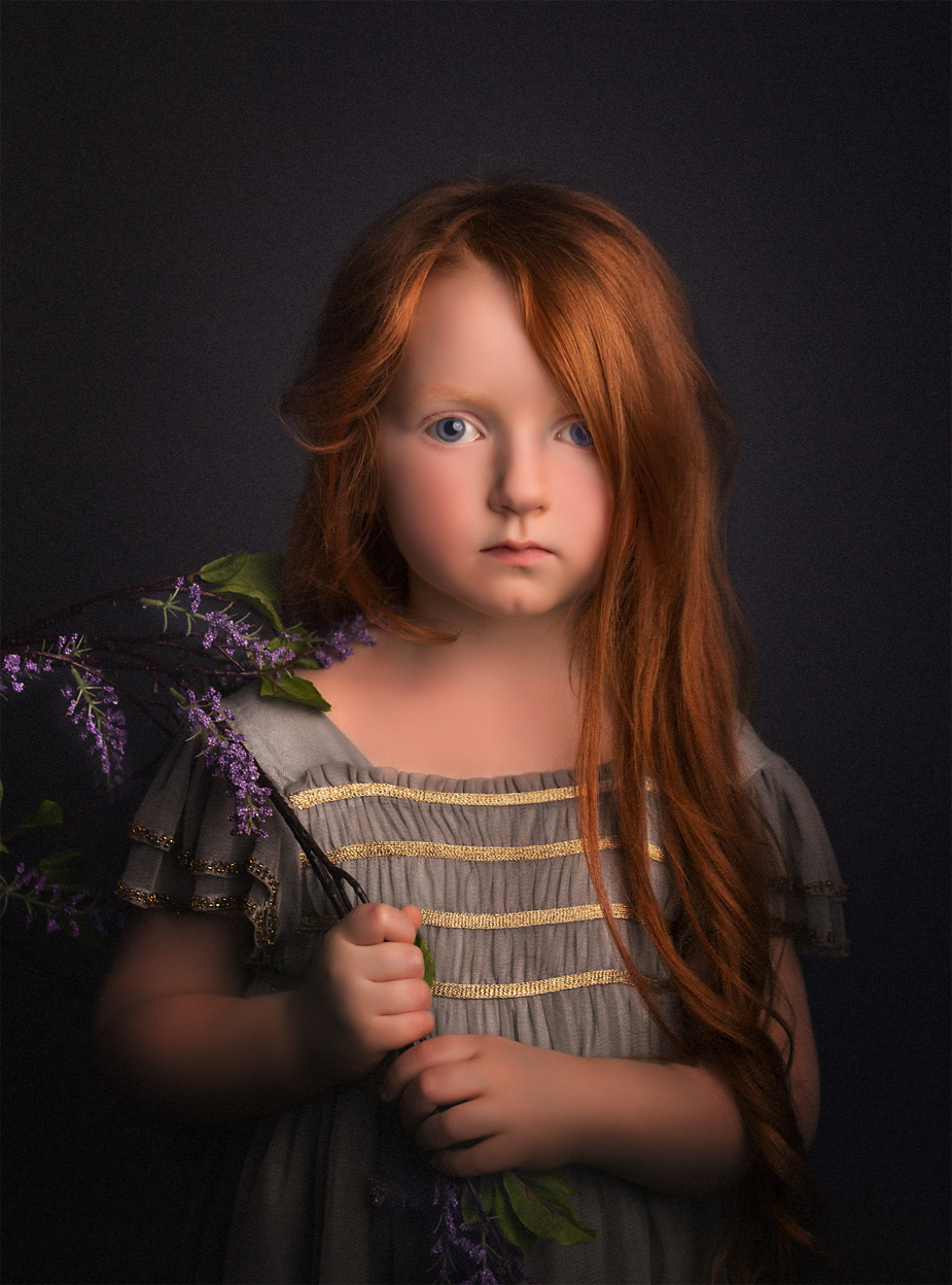 Childrens Portrait Studio | Childrens Professional Photography | Waxhaw NC | A McHenry Photography