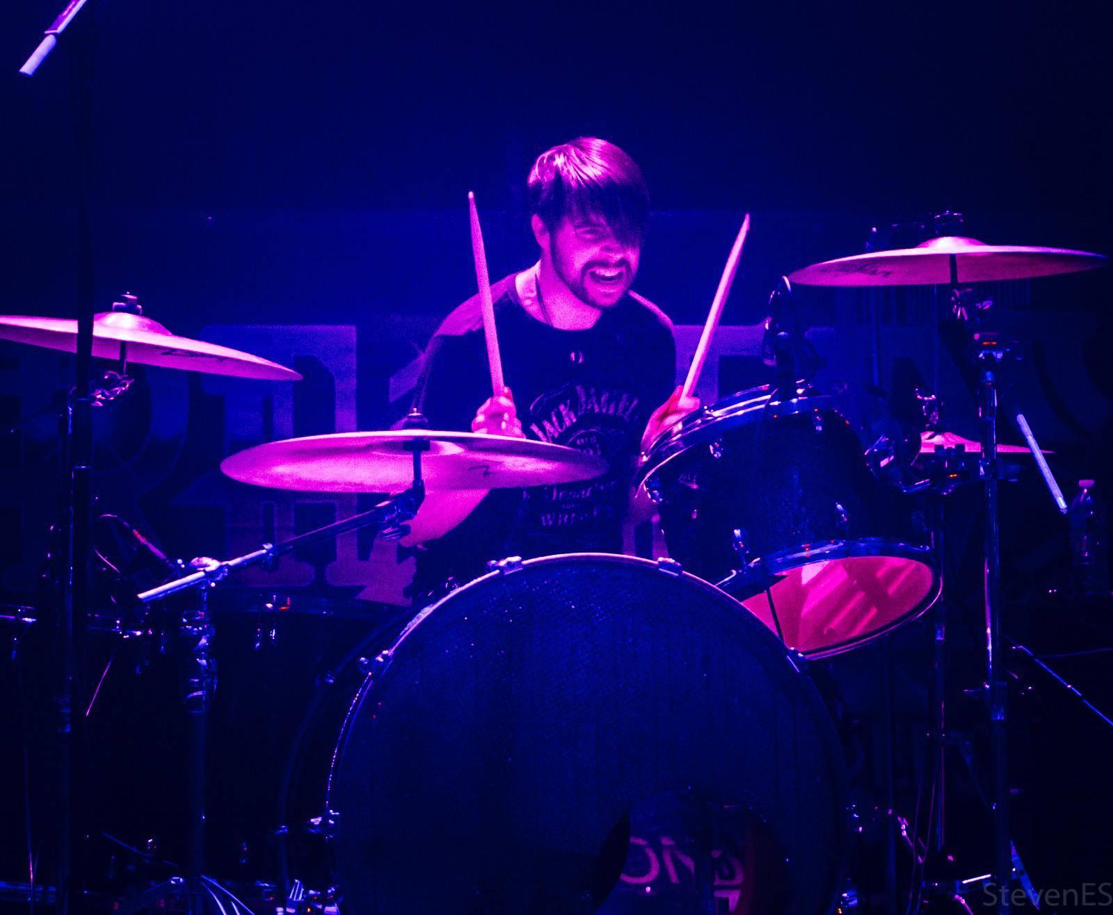 Mark Drums Gramercy Theater.jpg