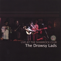 Live at The Shamrock Club Cover.jpg