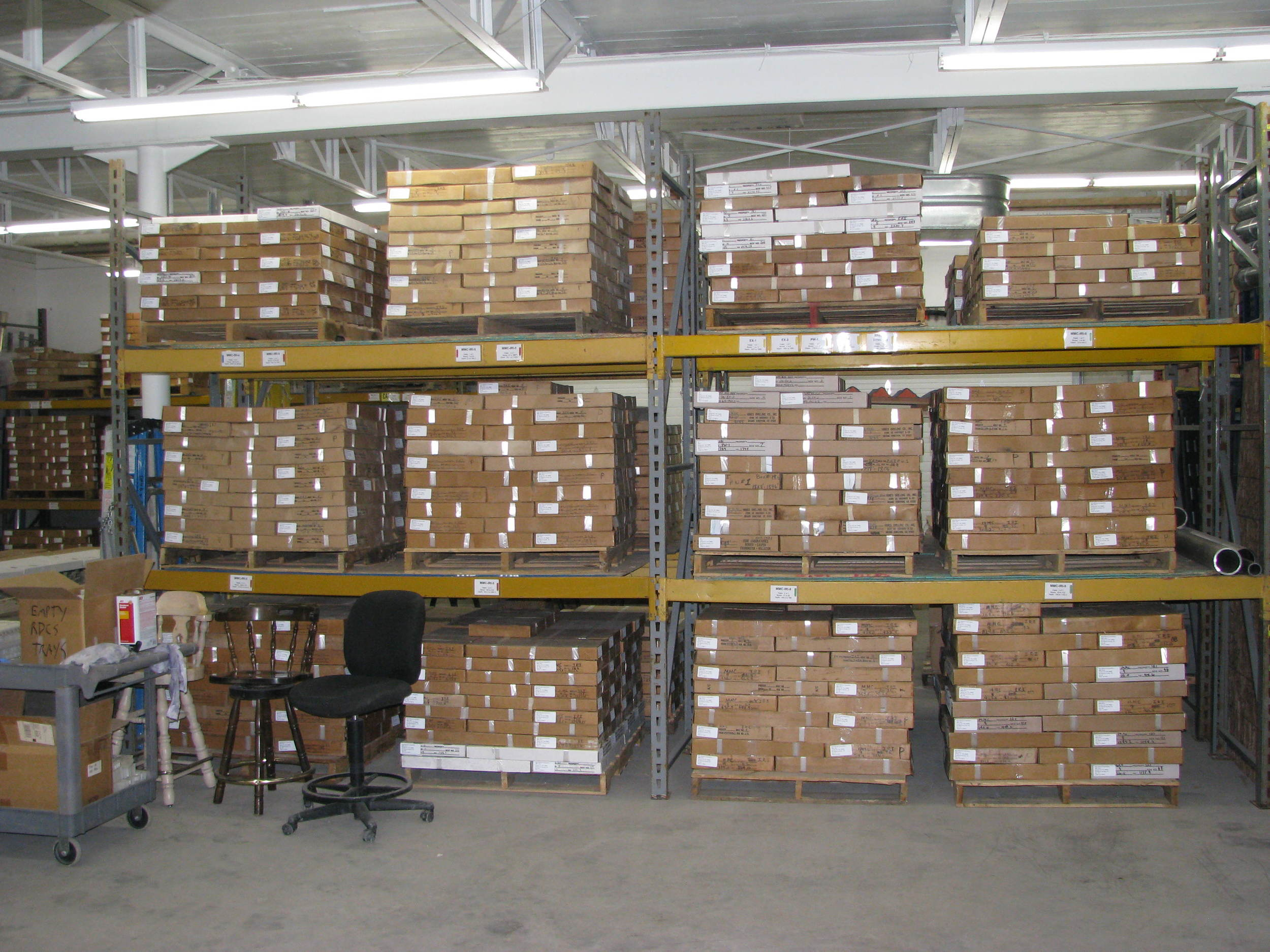 South View of Pallet Racks 16 and 17.JPG